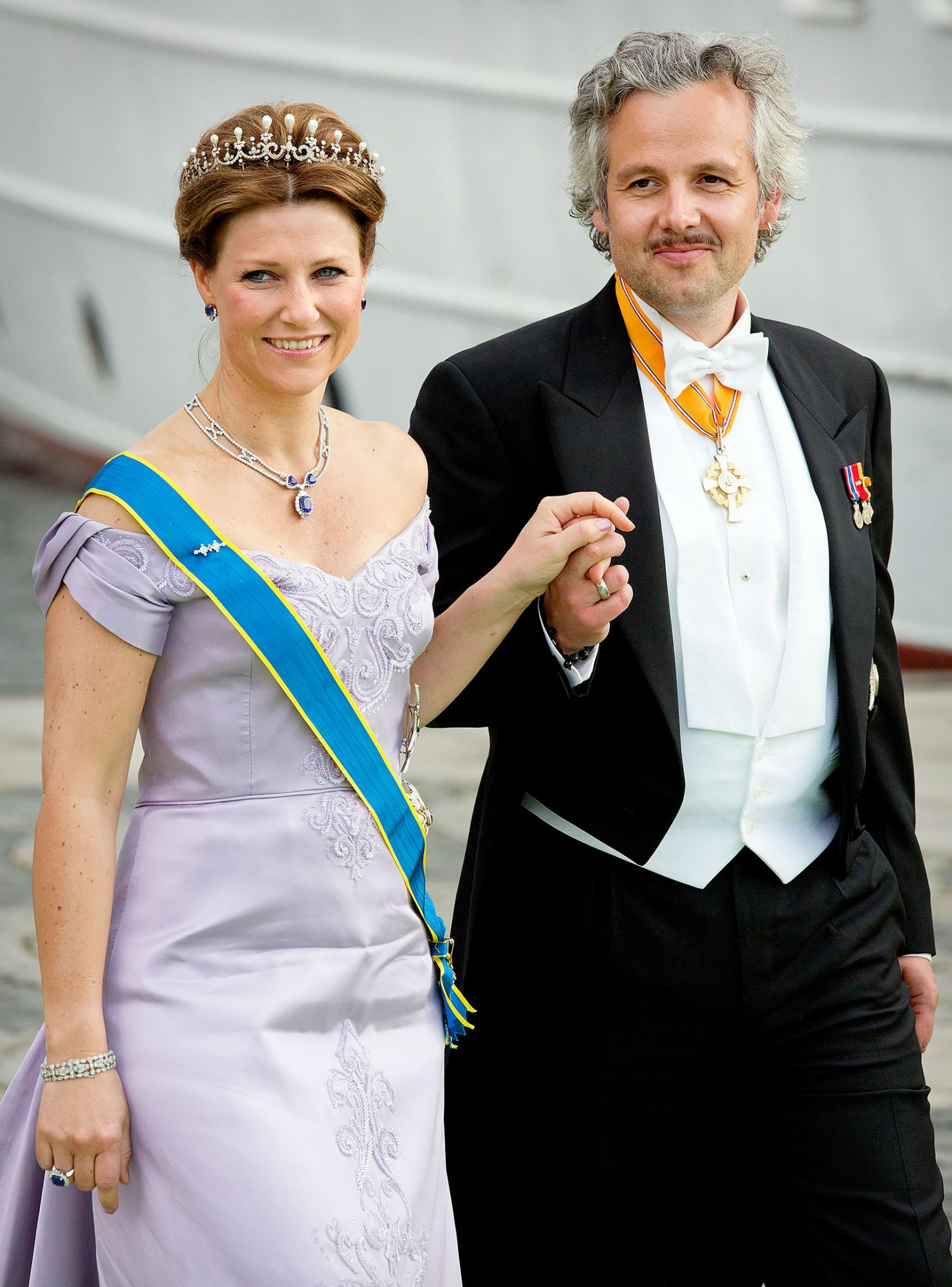Swedish Royal Wedding - Evert Taubes Terrass