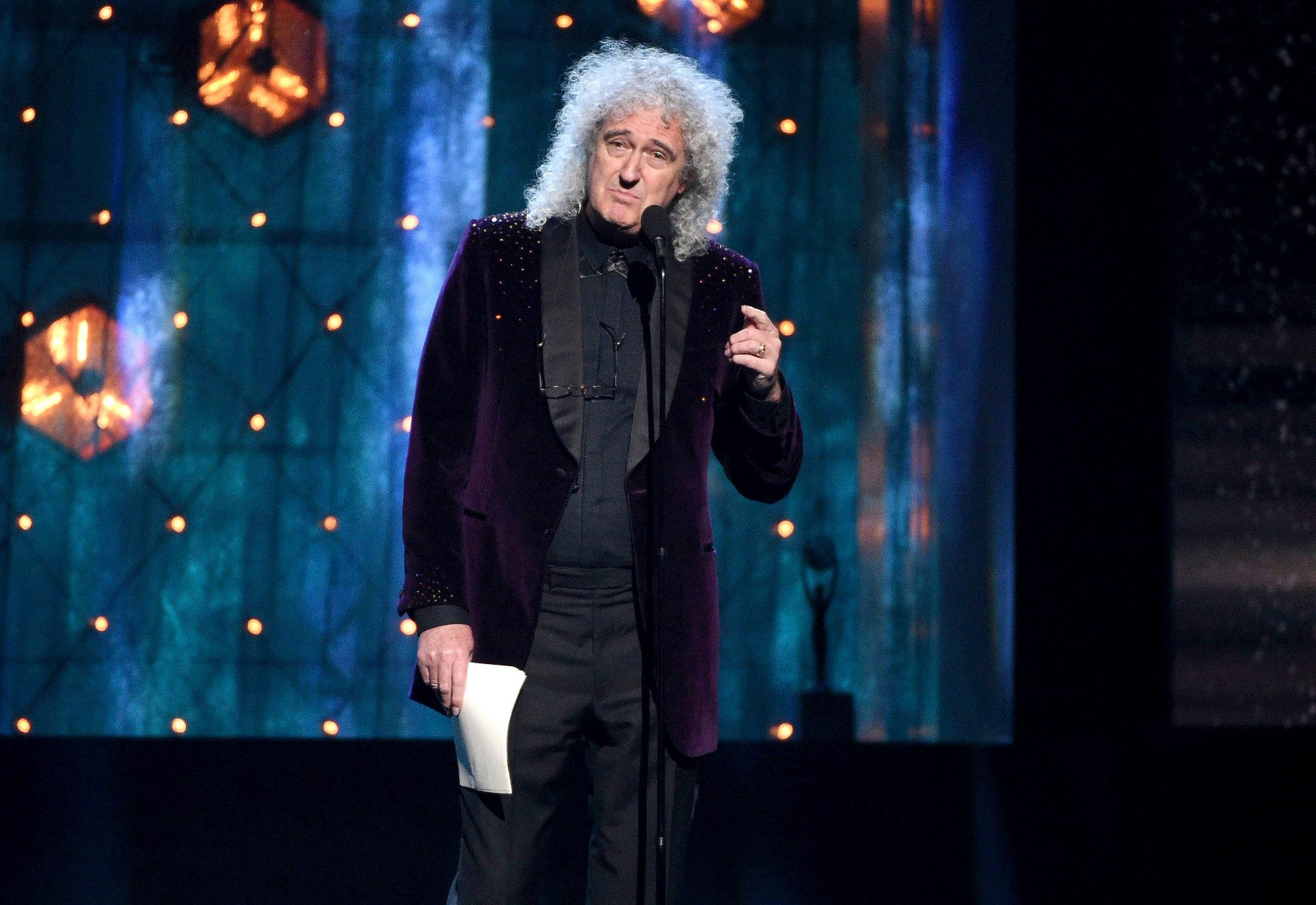 2019 Rock and Roll Hall of Fame Induction Ceremony - Show, New York, USA - 29 Mar 2019