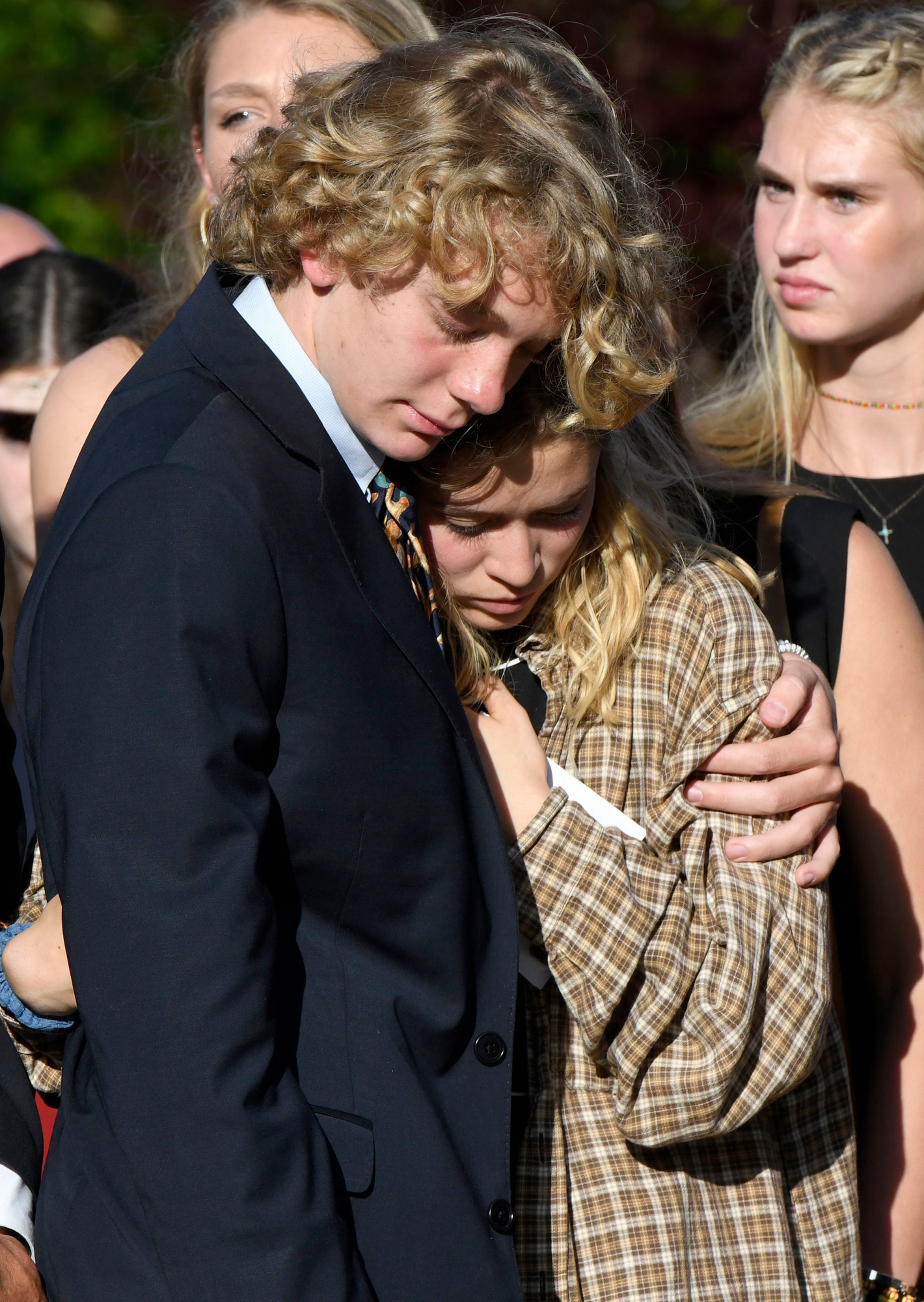 Riley Howell funeral
