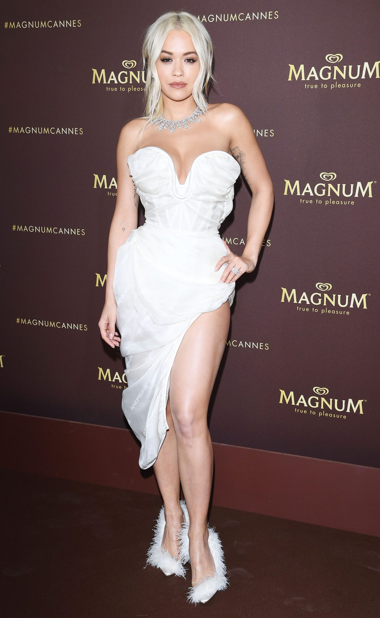 """MAGNUM x Rita Ora"" Photocall - The 72nd Annual Cannes Film Festival"