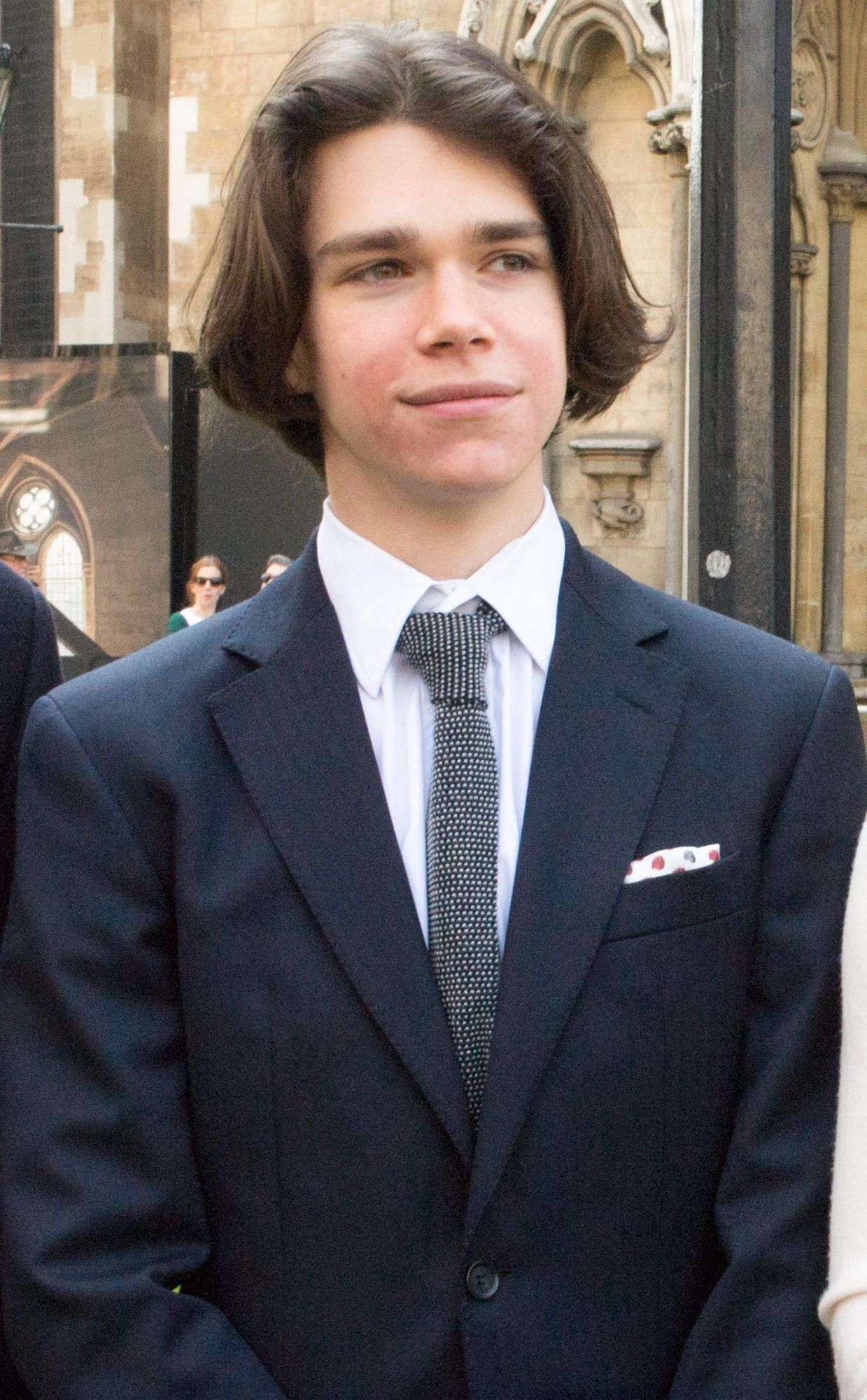 Lord Snowdon Service of Thanksgiving, Westminster Abbey, London, UK - 07 Apr 2017