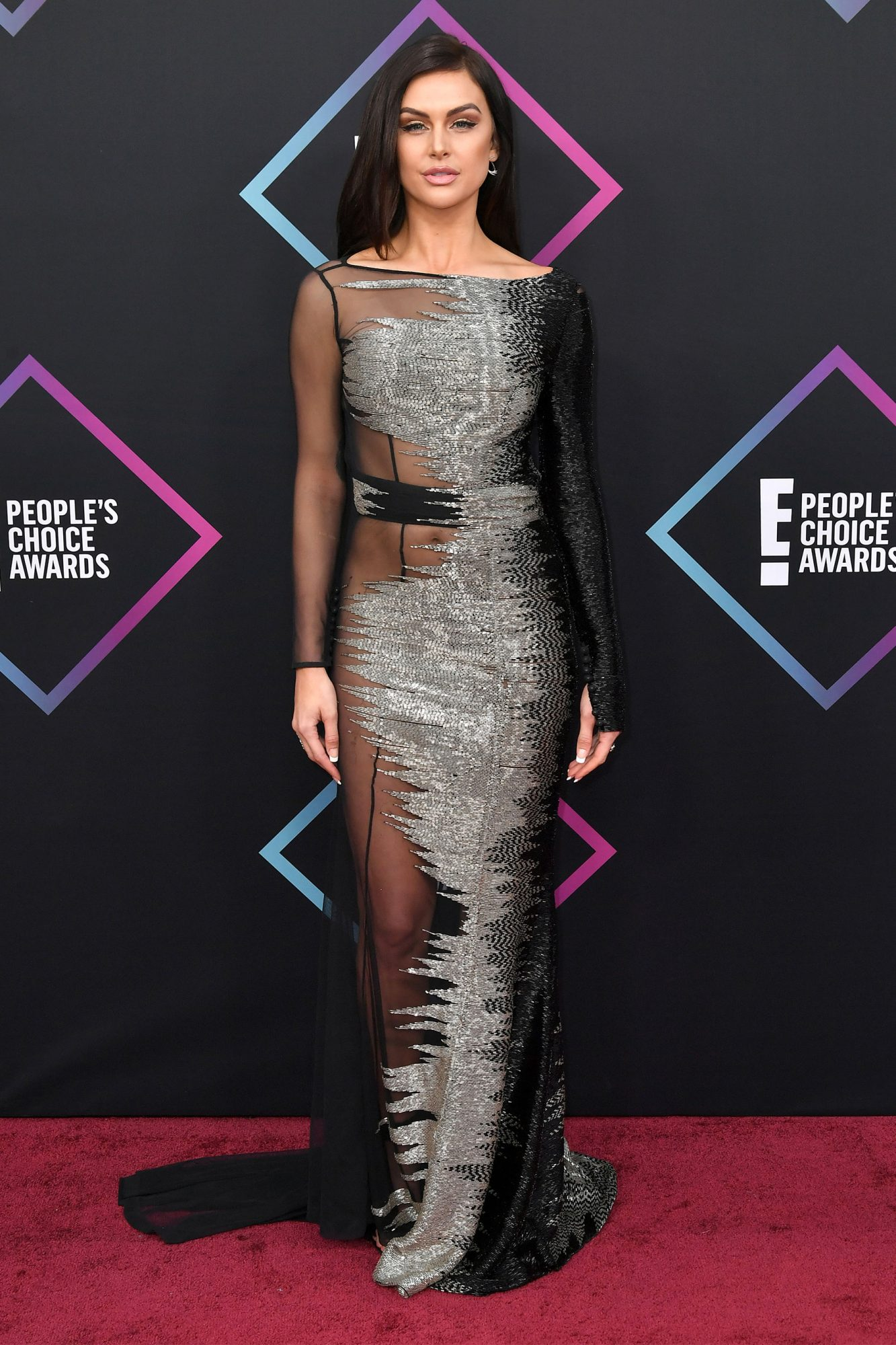 People's Choice Awards, Arrivals, Los Angeles, USA - 11 Nov 2018