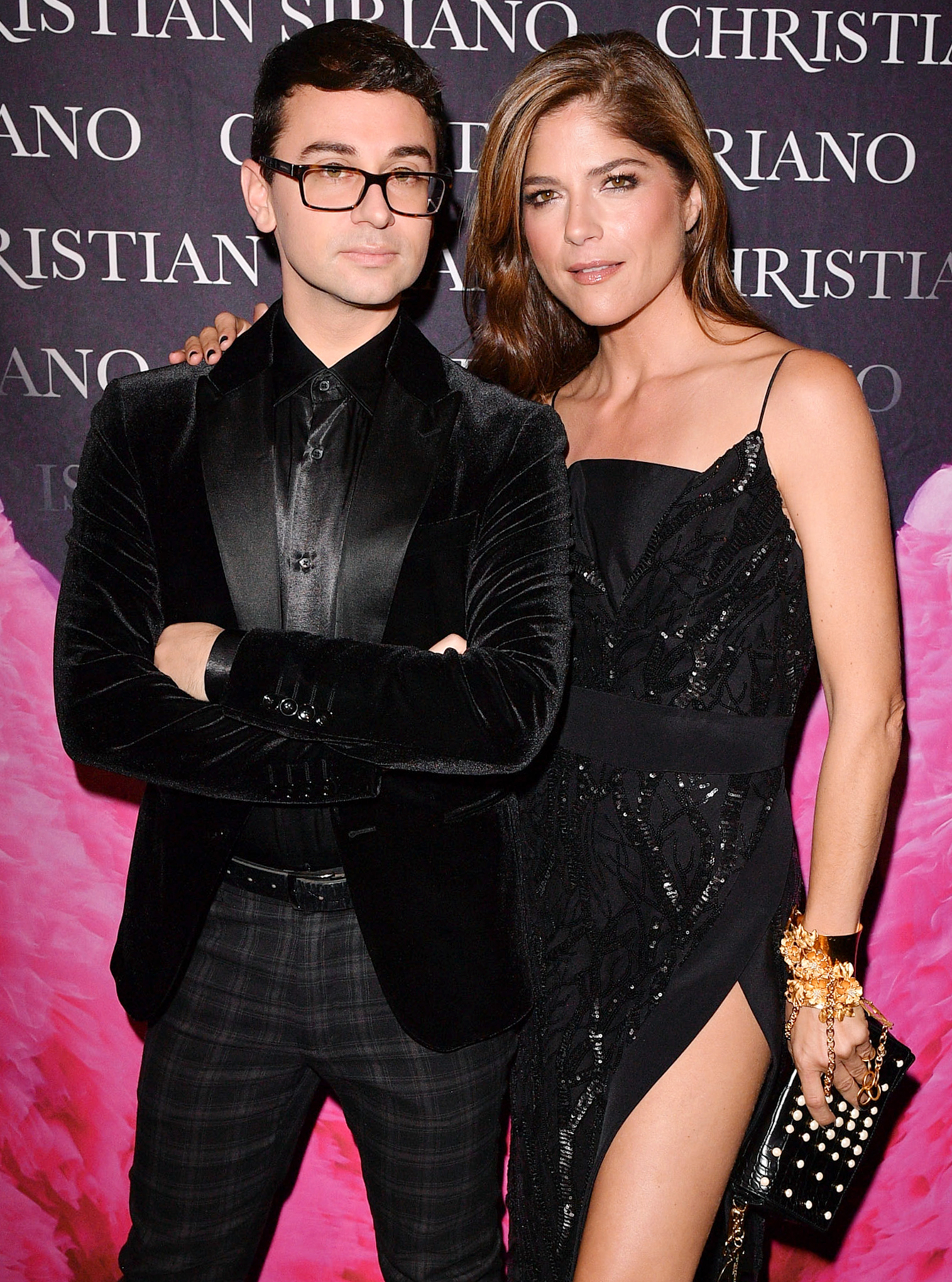Christian Siriano Canadian Book Launch