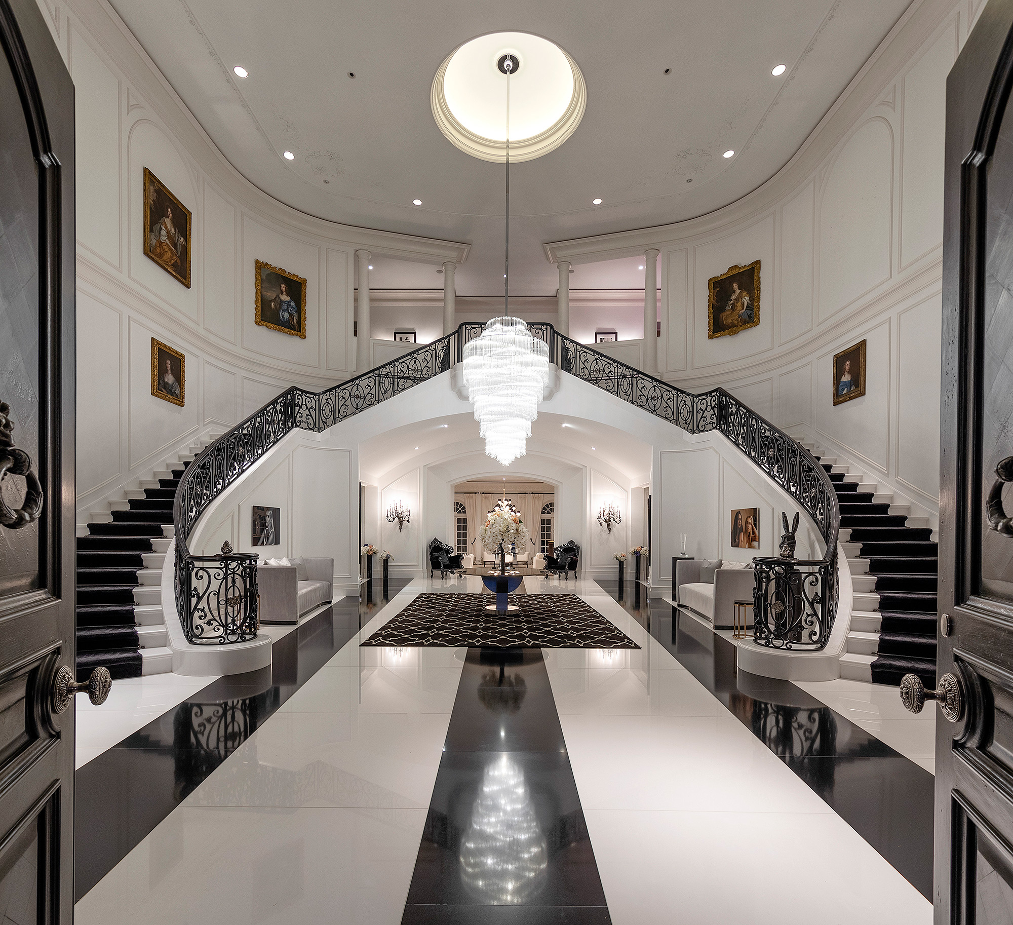 See Inside the Spelling Family's Former Mansion — Now Listed for $160 Million