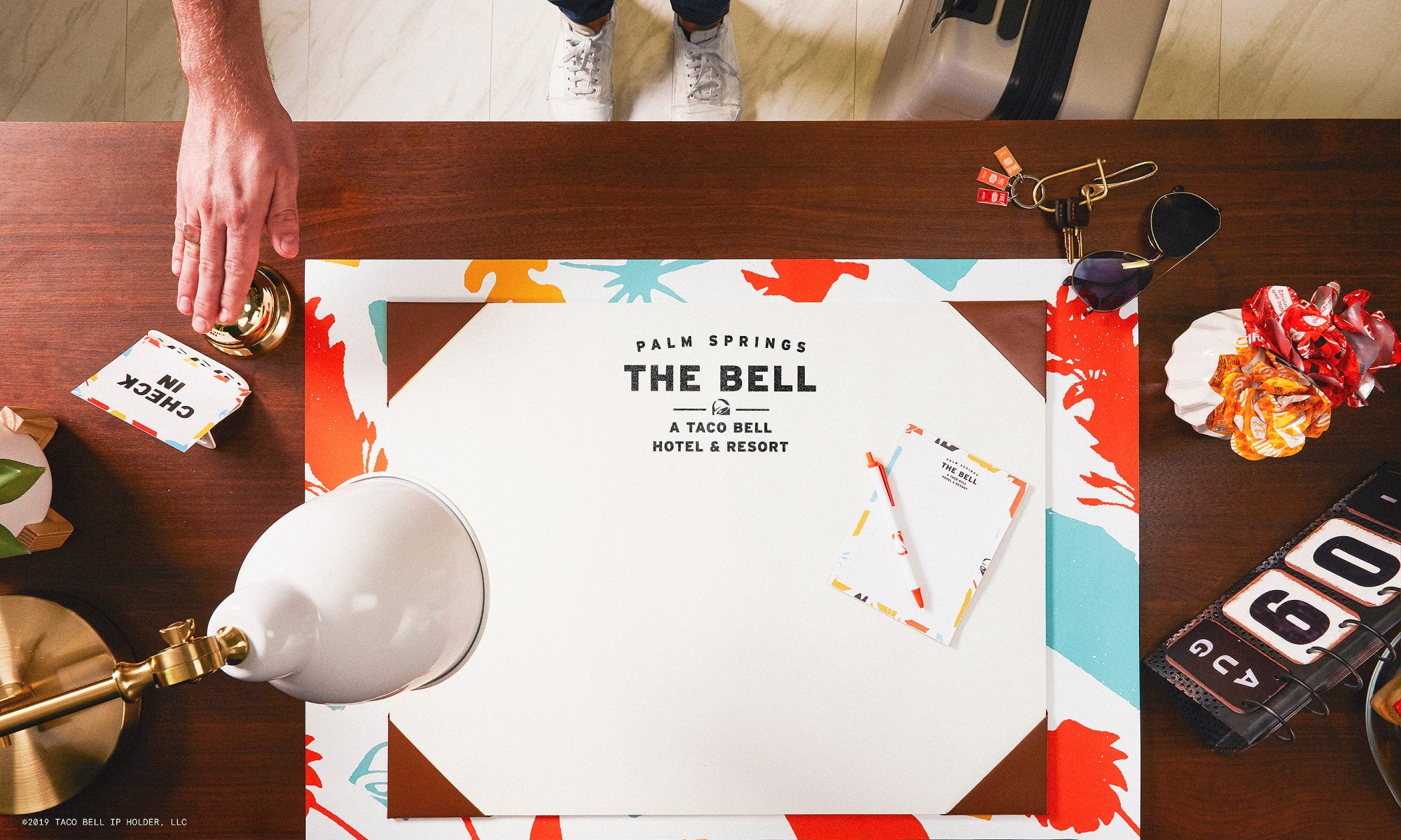 The Bell Taco Bell Hotel