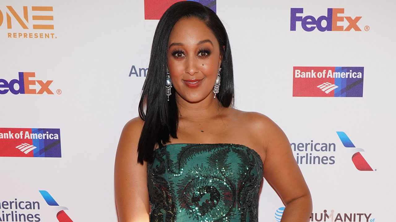 Tamera Mowry Used to Be 'Terrified' of Hosting 'The Real'
