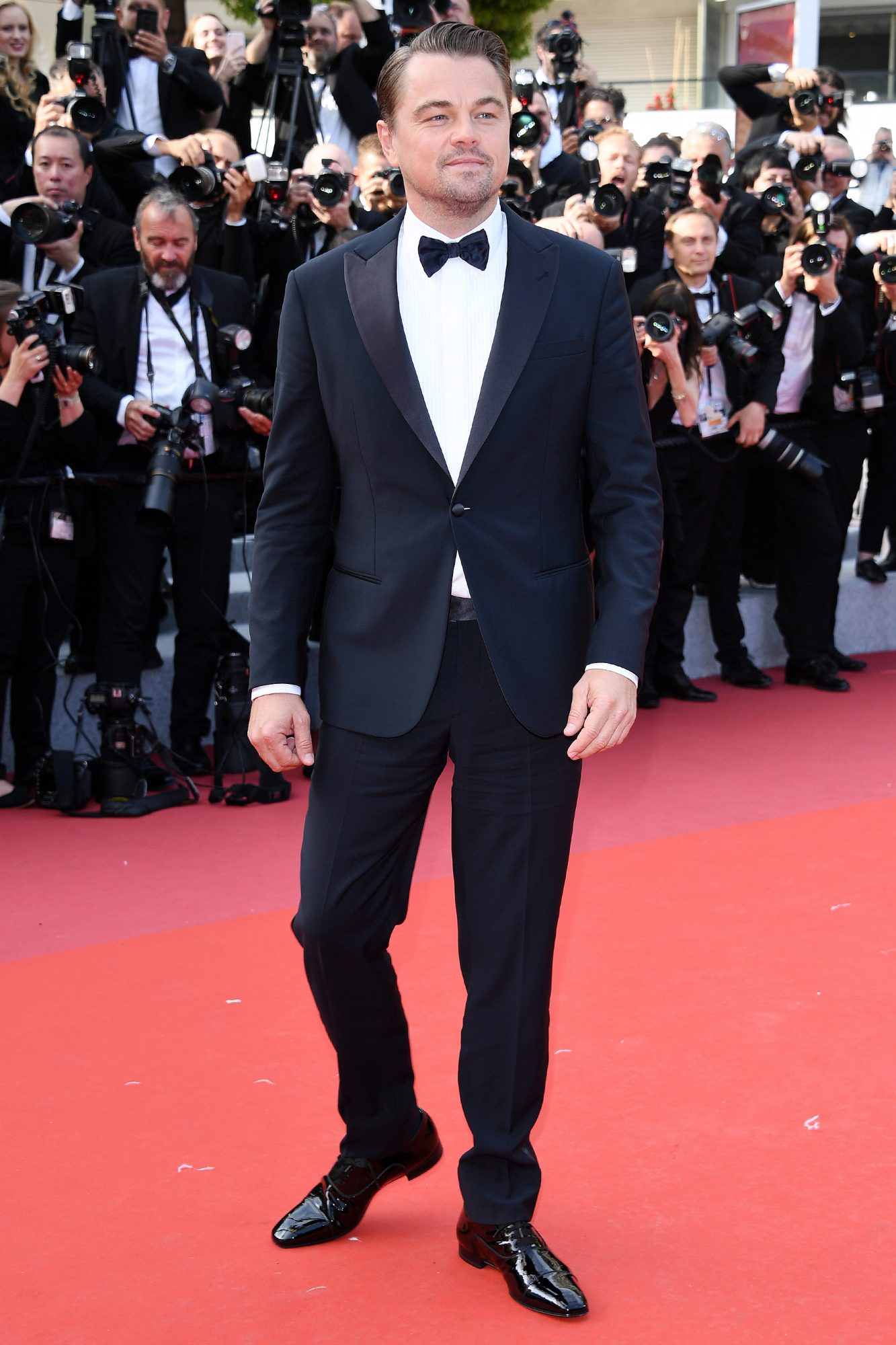Once Upon A Time In Hollywood Cannes