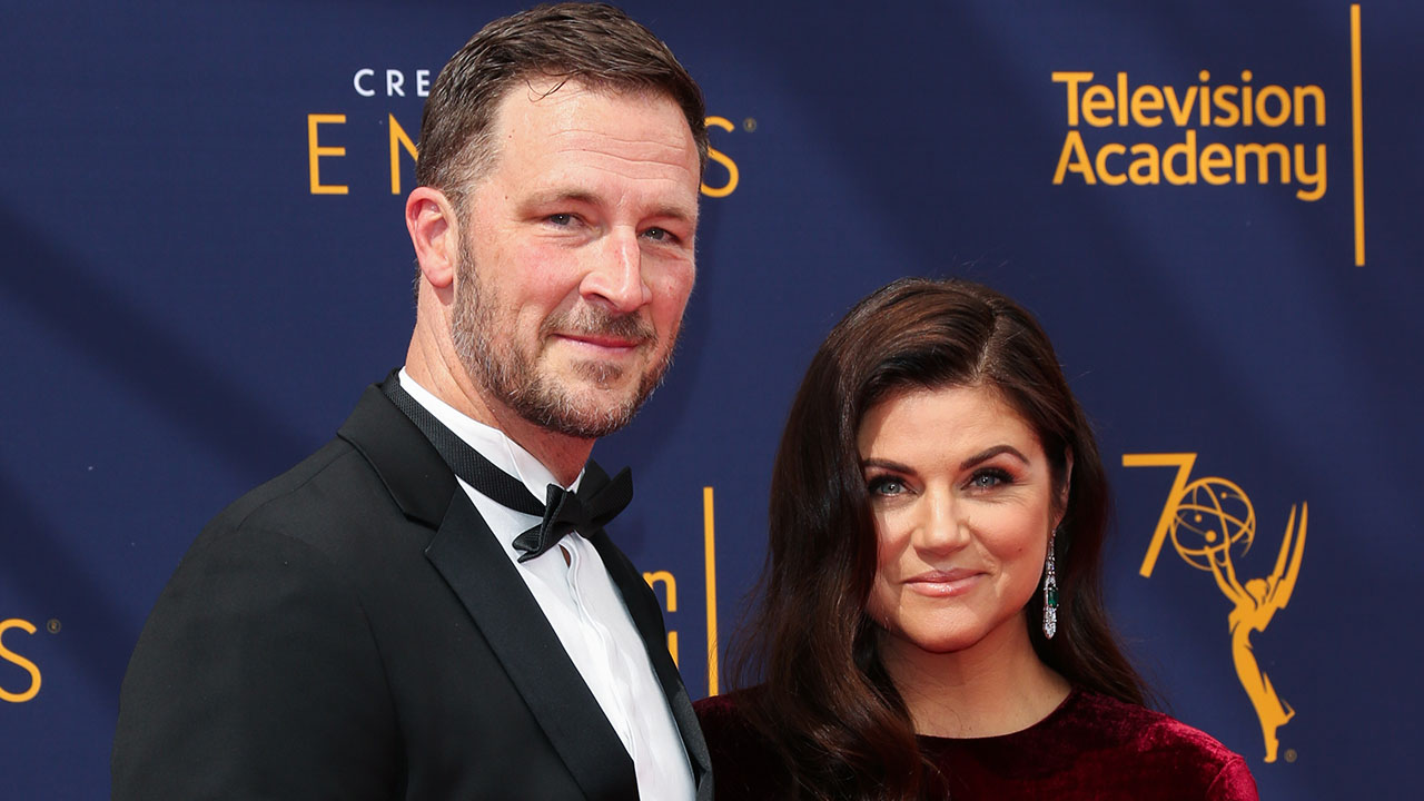 Tiffani Thiessen and Brady Smith's Kids Call Them Out for Being on Their Phones
