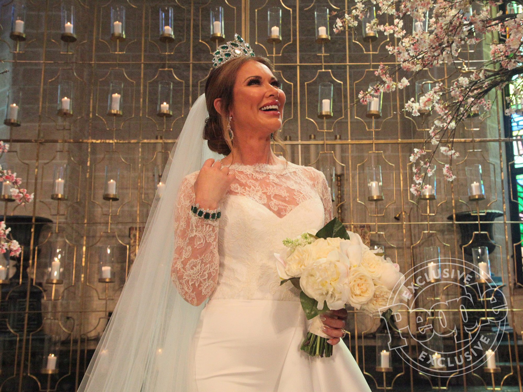 WATERMARKED: LeeAnne Locken wedding