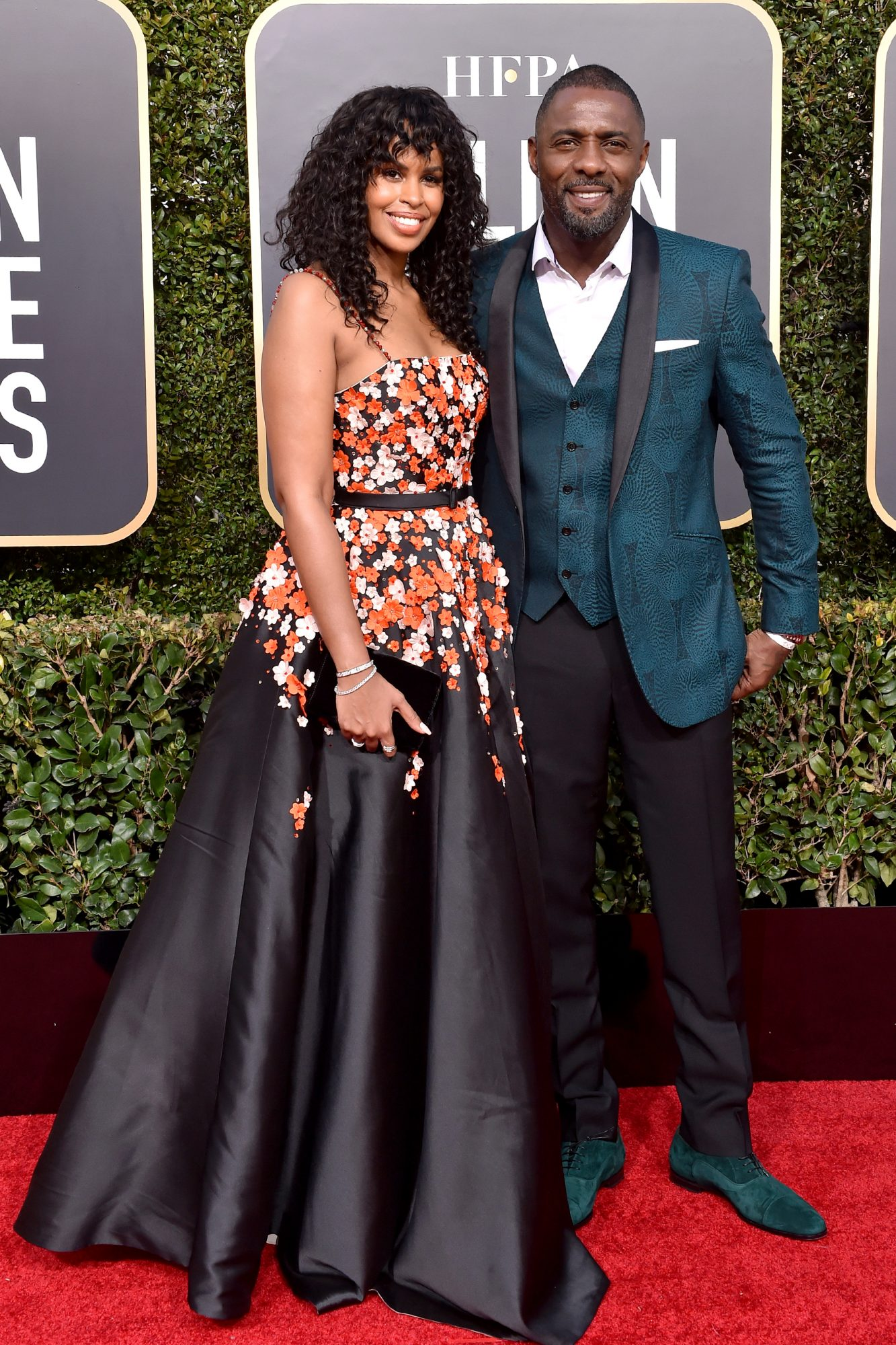 """Idris Elba opened up about meeting and falling in love with his new wife, Sabrina Dhowre, while filming The Mountain Between Us. """"Falling in love while making a movie about falling in love is pretty special,"""" he told PEOPLE in 2017."""