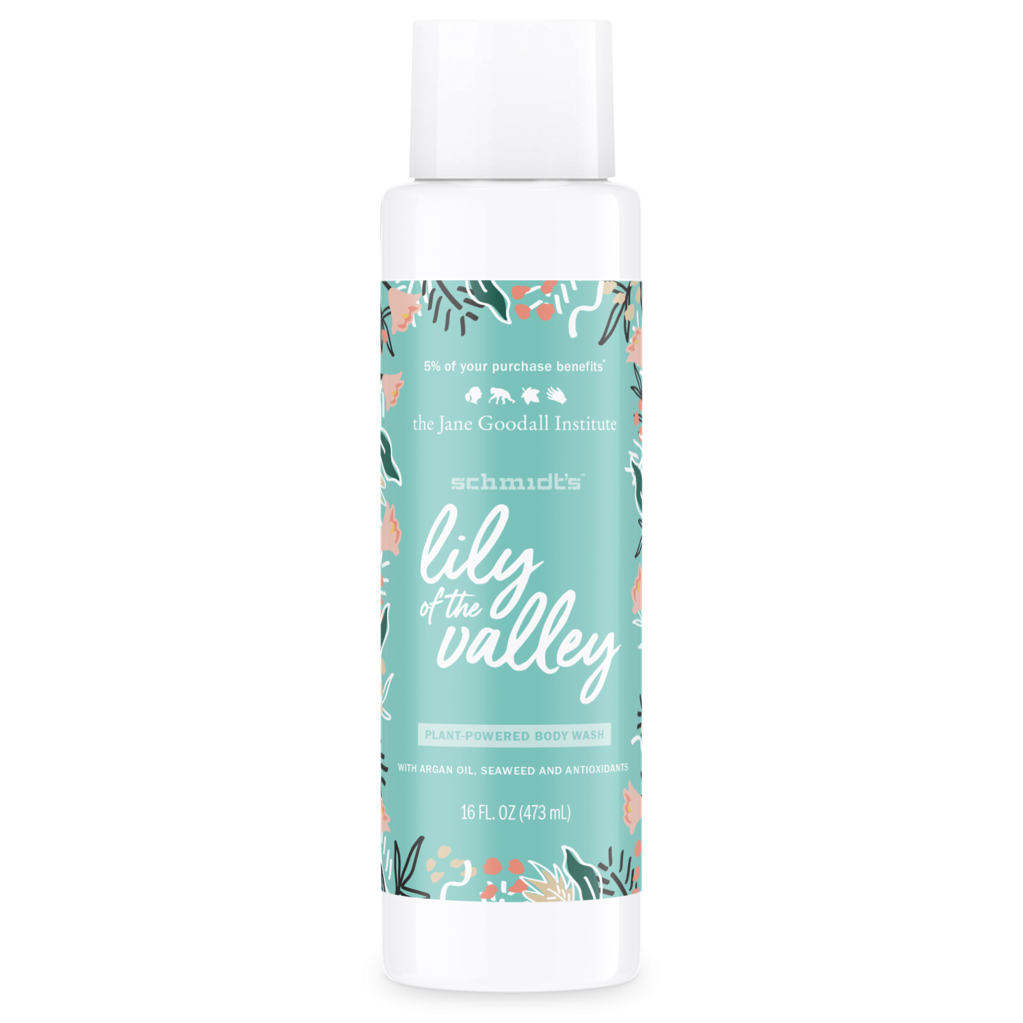 Schmidt's Lily of the Valley Body Wash