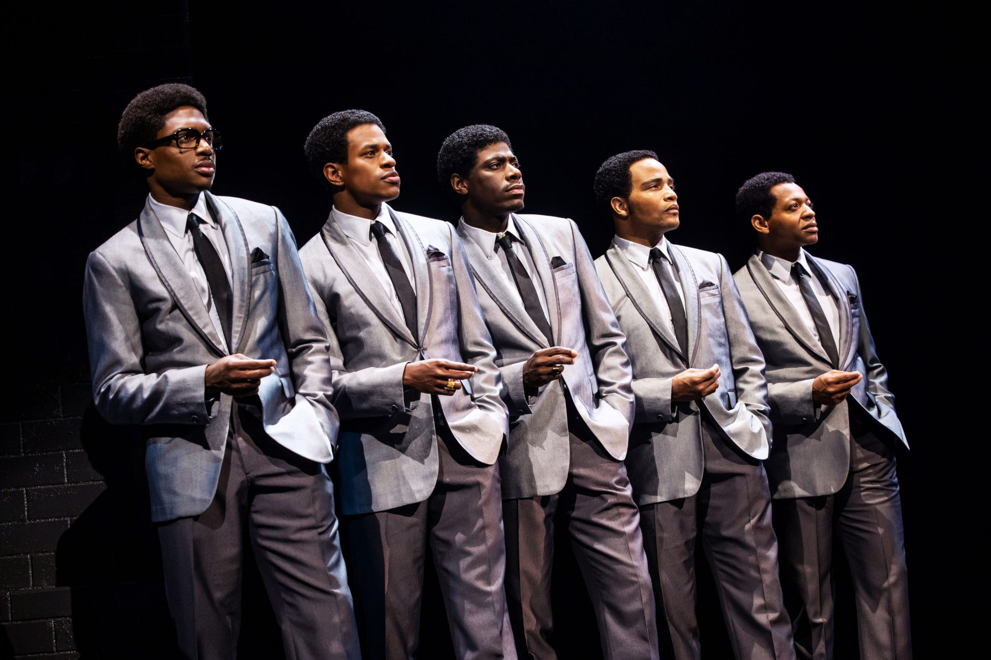 Ain't Too Proud to Beg—The Life and Times of the Temptations