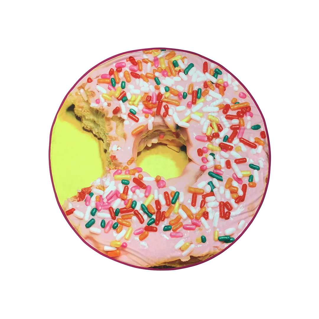 Mainstays Round Donut Beach Towel