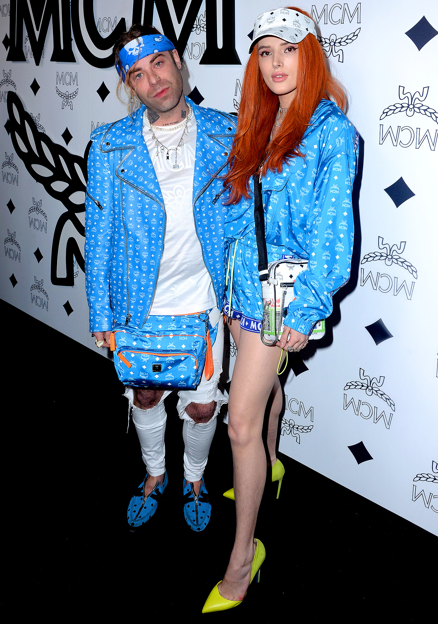Mod Sun and Bella Thorne