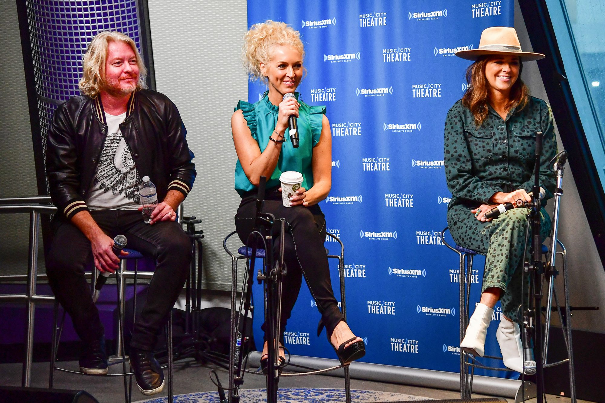 Philip Sweet, Kimberly Schlapman and Karen Fairchild of Little Big Town