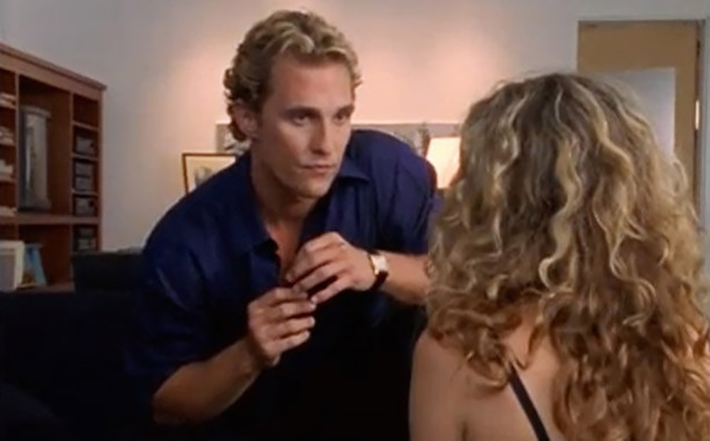 Matthew McConaughey (Sex and the City)HBO