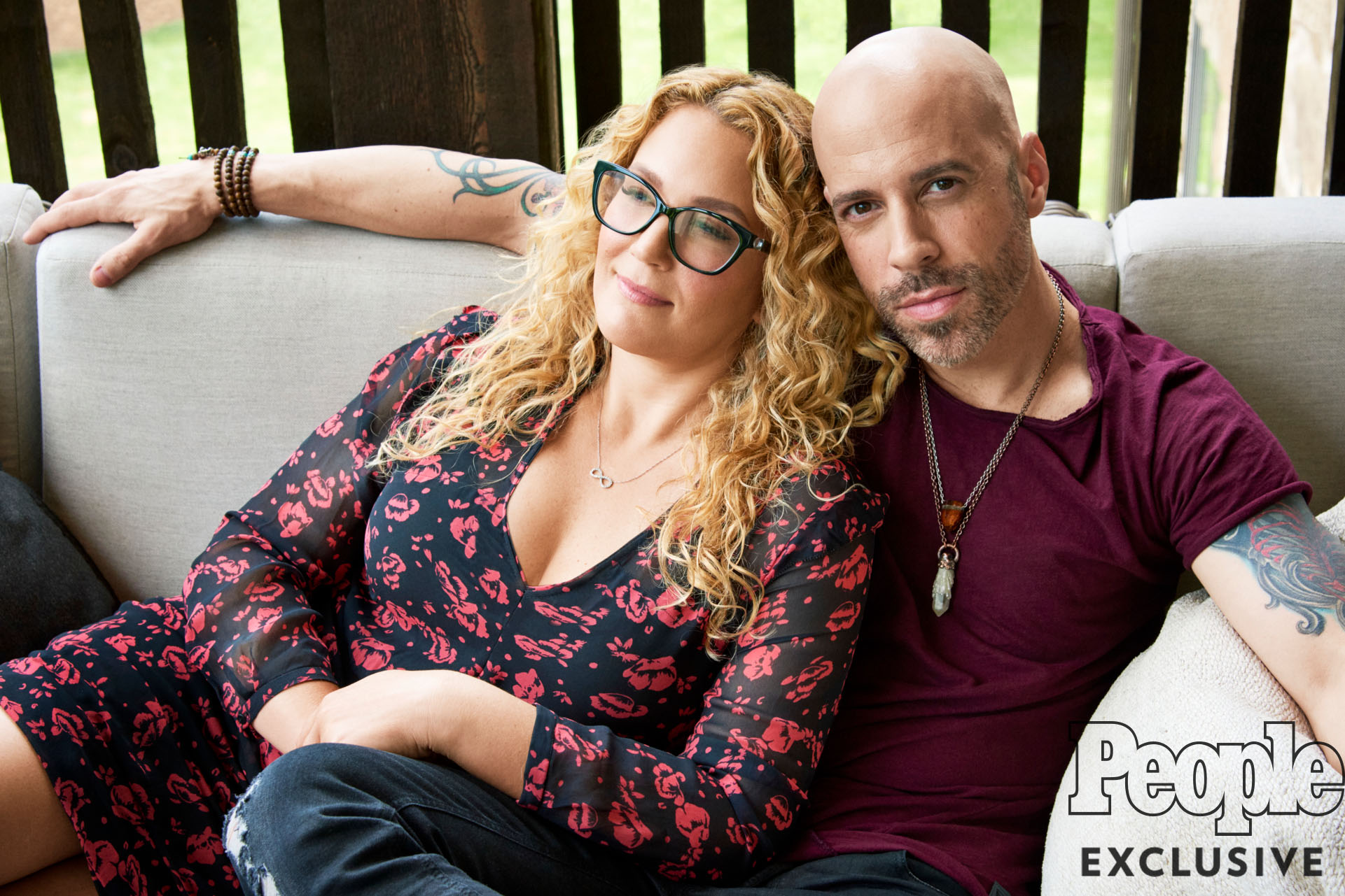 Chris and Deanne Daughtry