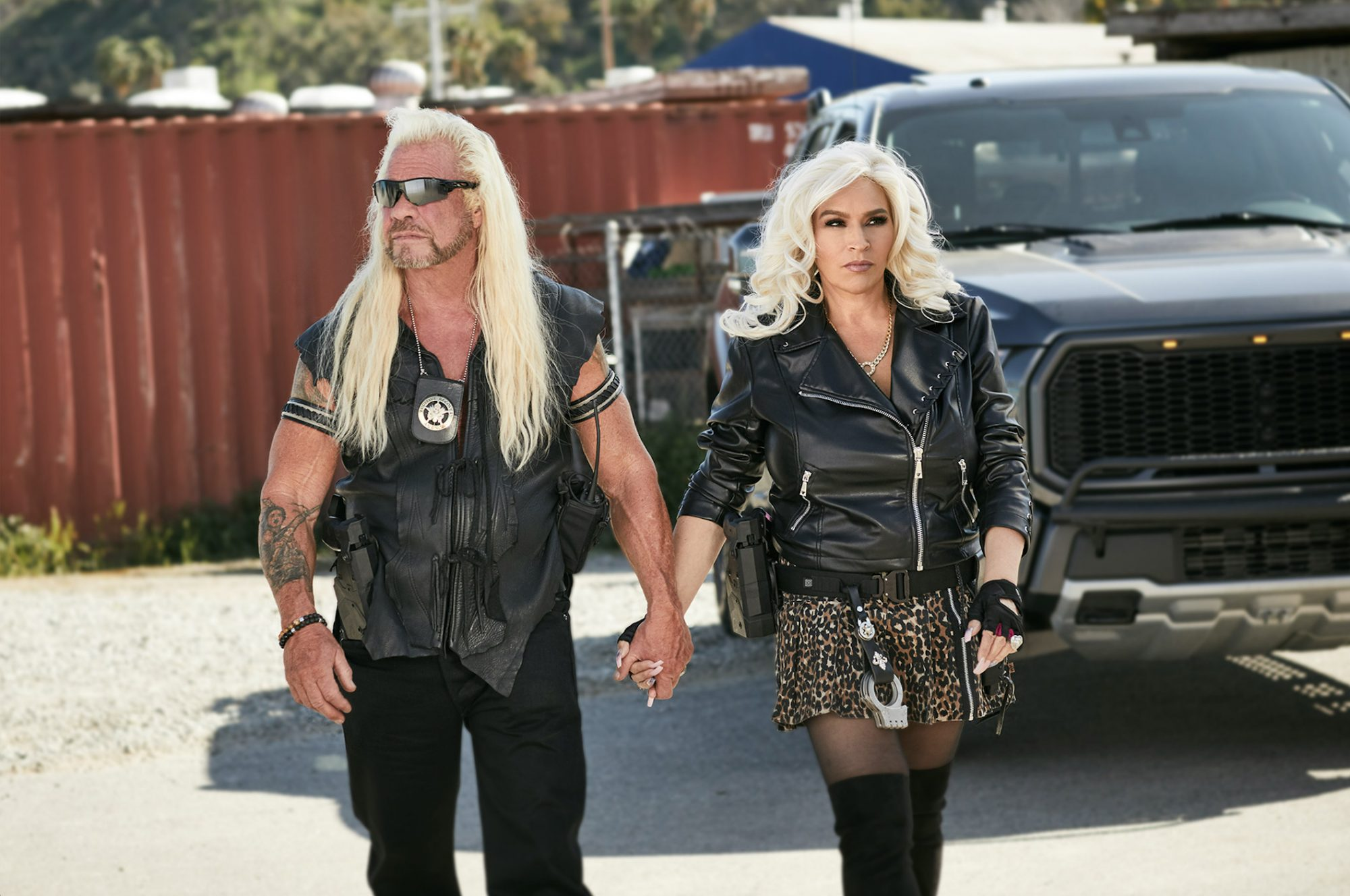 Dog the Bounty Hunter is Back with a New Series