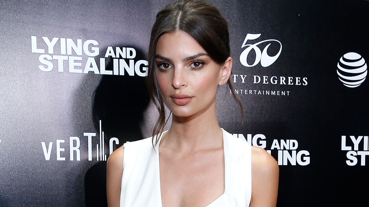 Model and Actress Emily Ratajkowski Talks 'Body Positivity' After Being Criticized as a Kid
