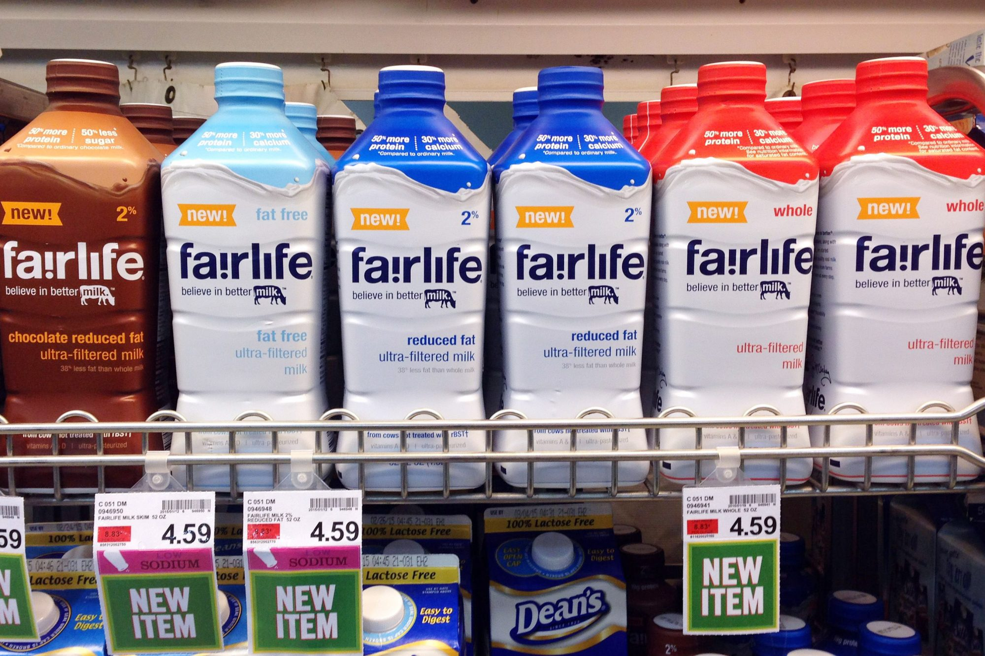 Fairlife Dairy
