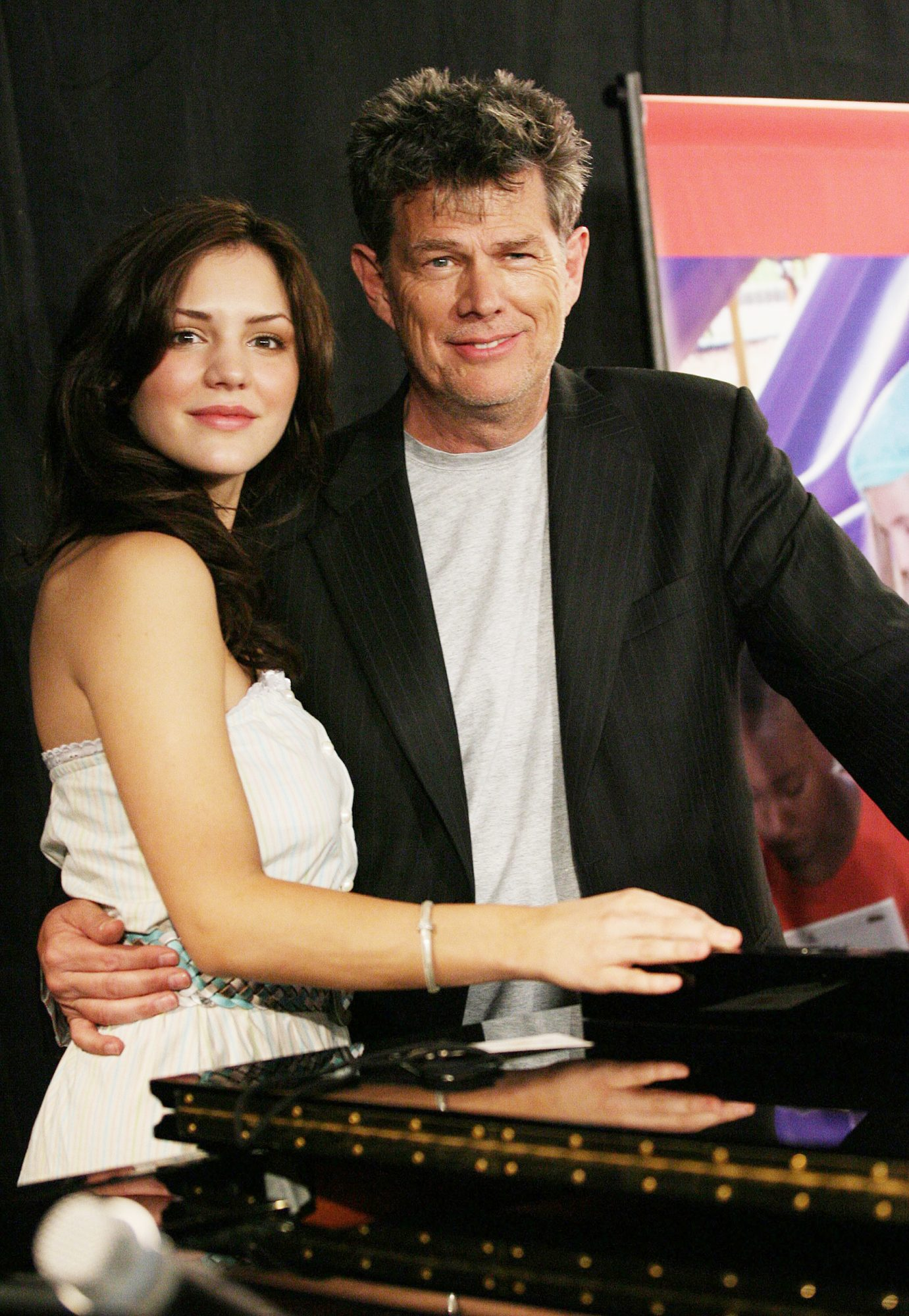 Watch David Foster And Katharine Mcphee S First Meeting In 2006 People Com