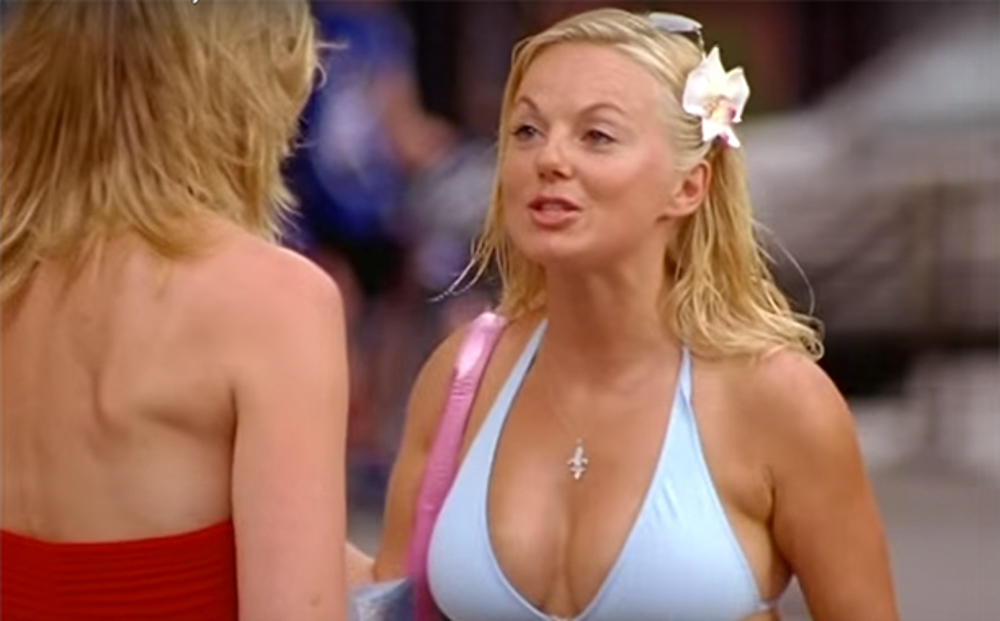 Geri Halliwell - Ginger Spice (Sex and the City)HBO