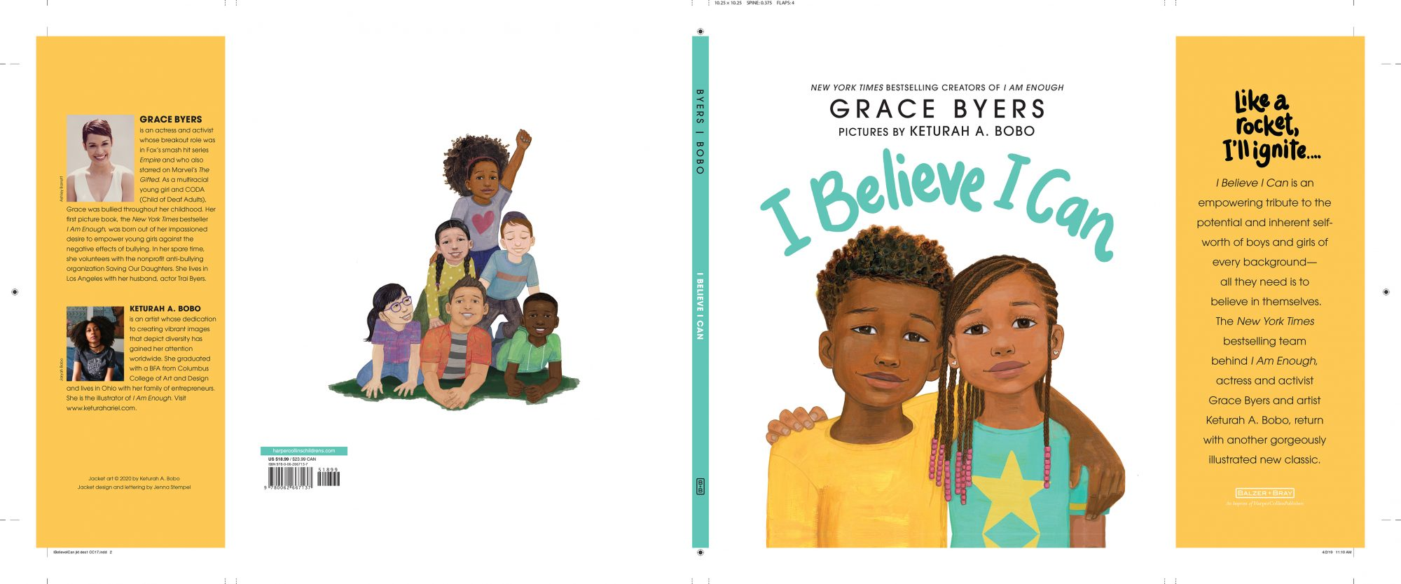 Grace Byers book cover