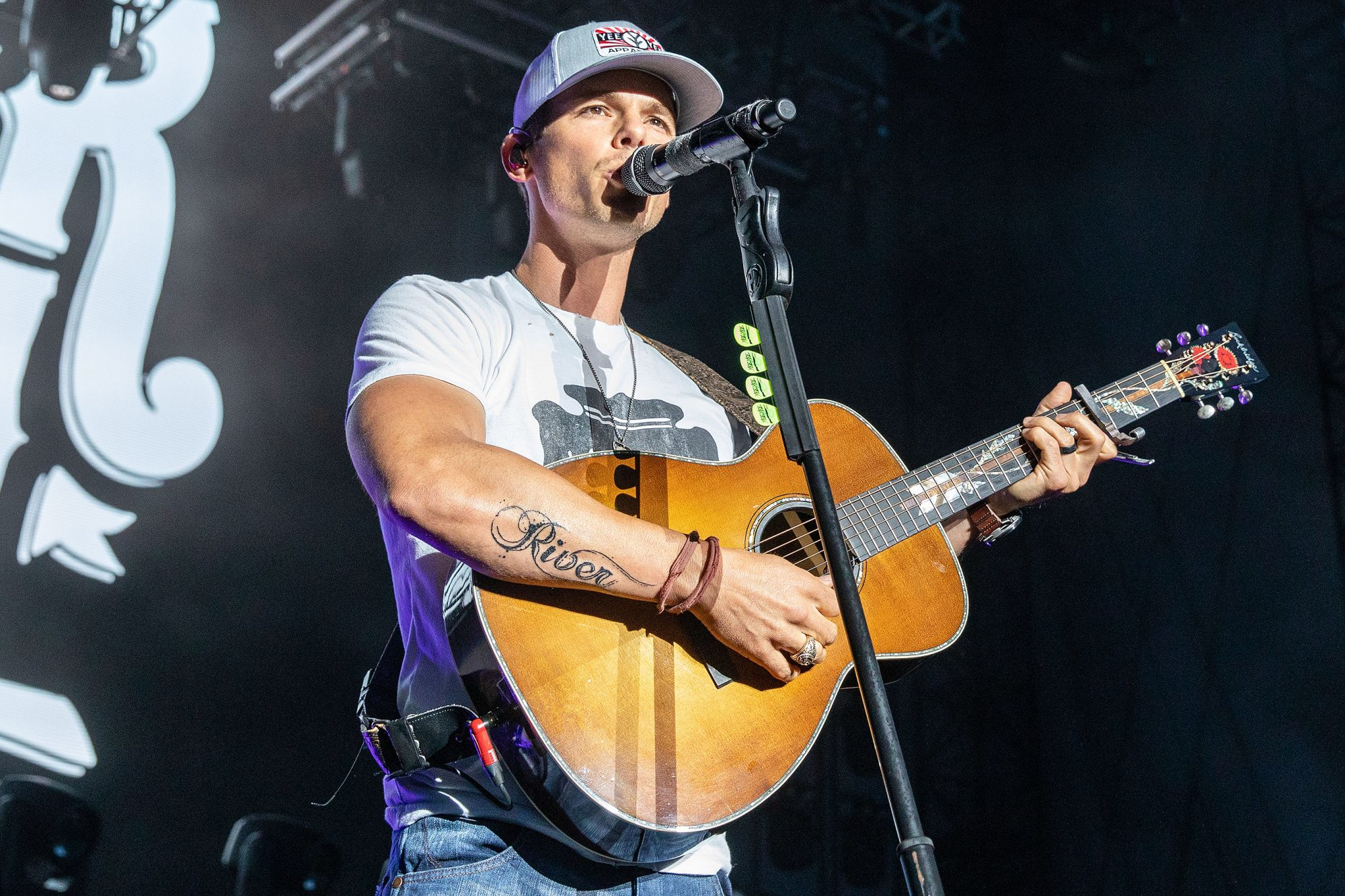 Granger Smith tattoo