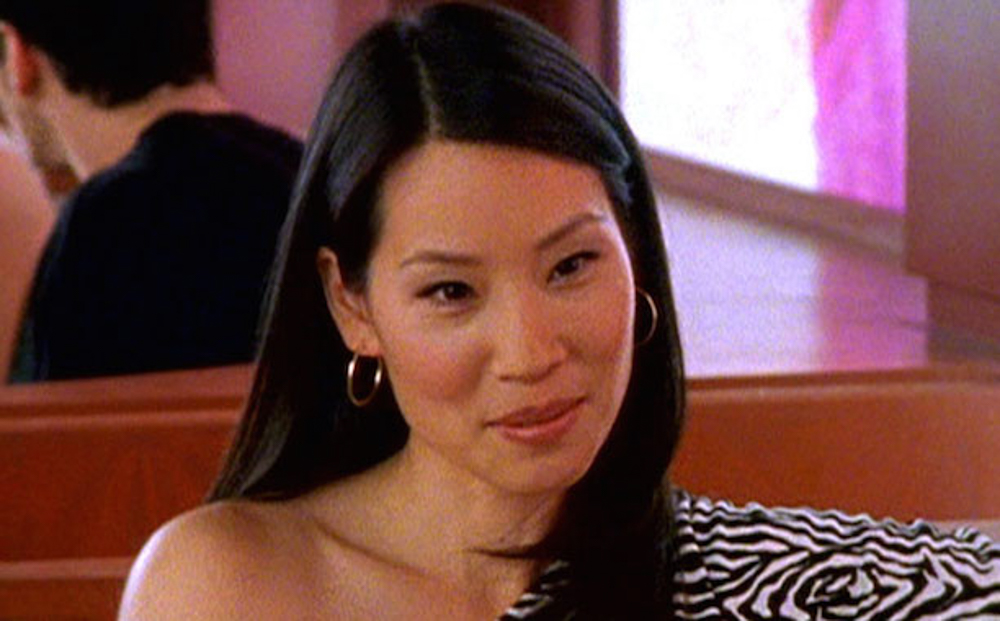 Lucy Liu (Sex and the City)HBO