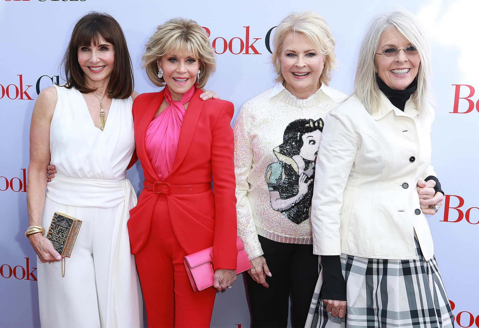 "Paramount Pictures' Premiere Of ""Book Club"" - Red Carpet"