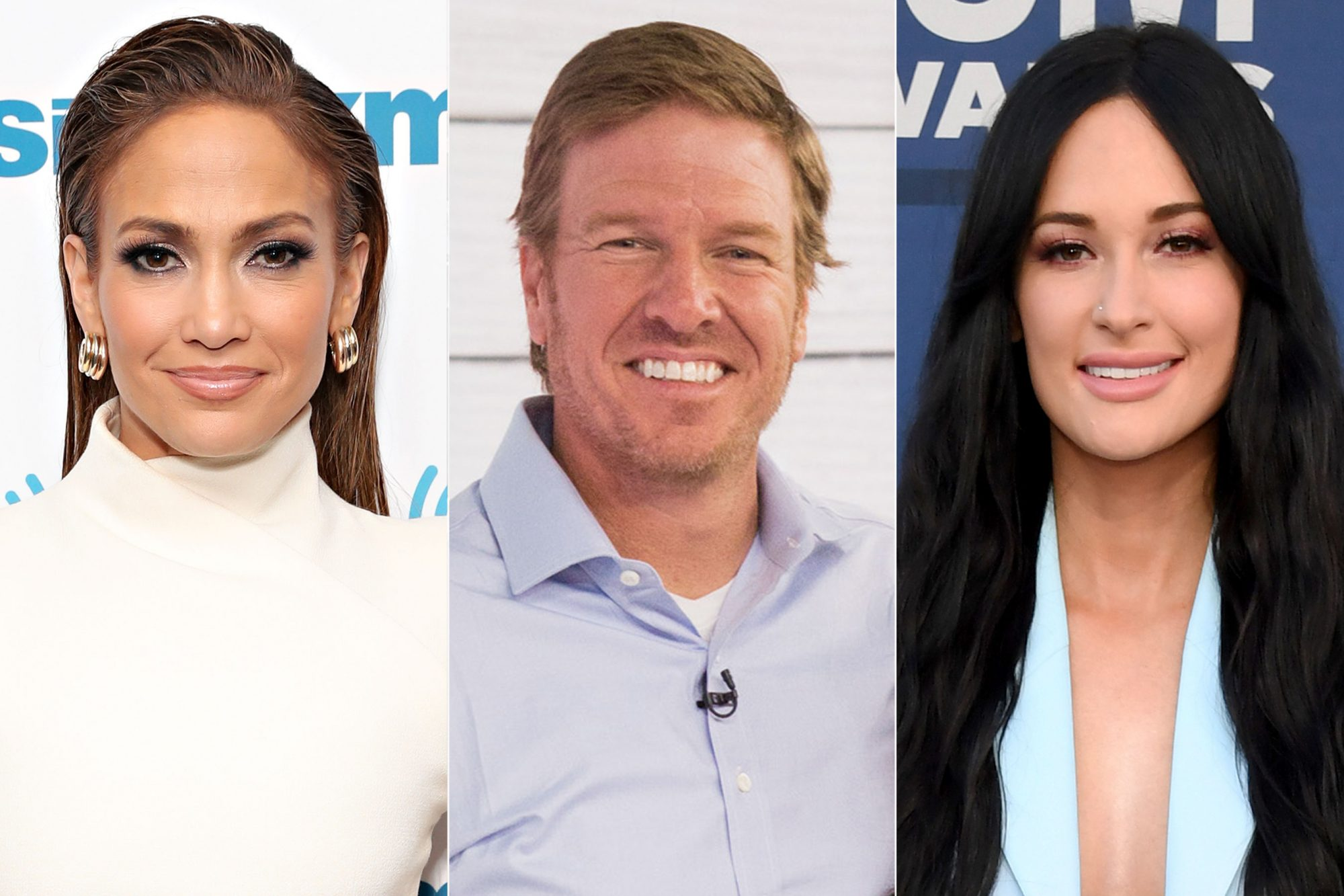 JLO, CHIP GAINES AND KACEY MUSGRAVES