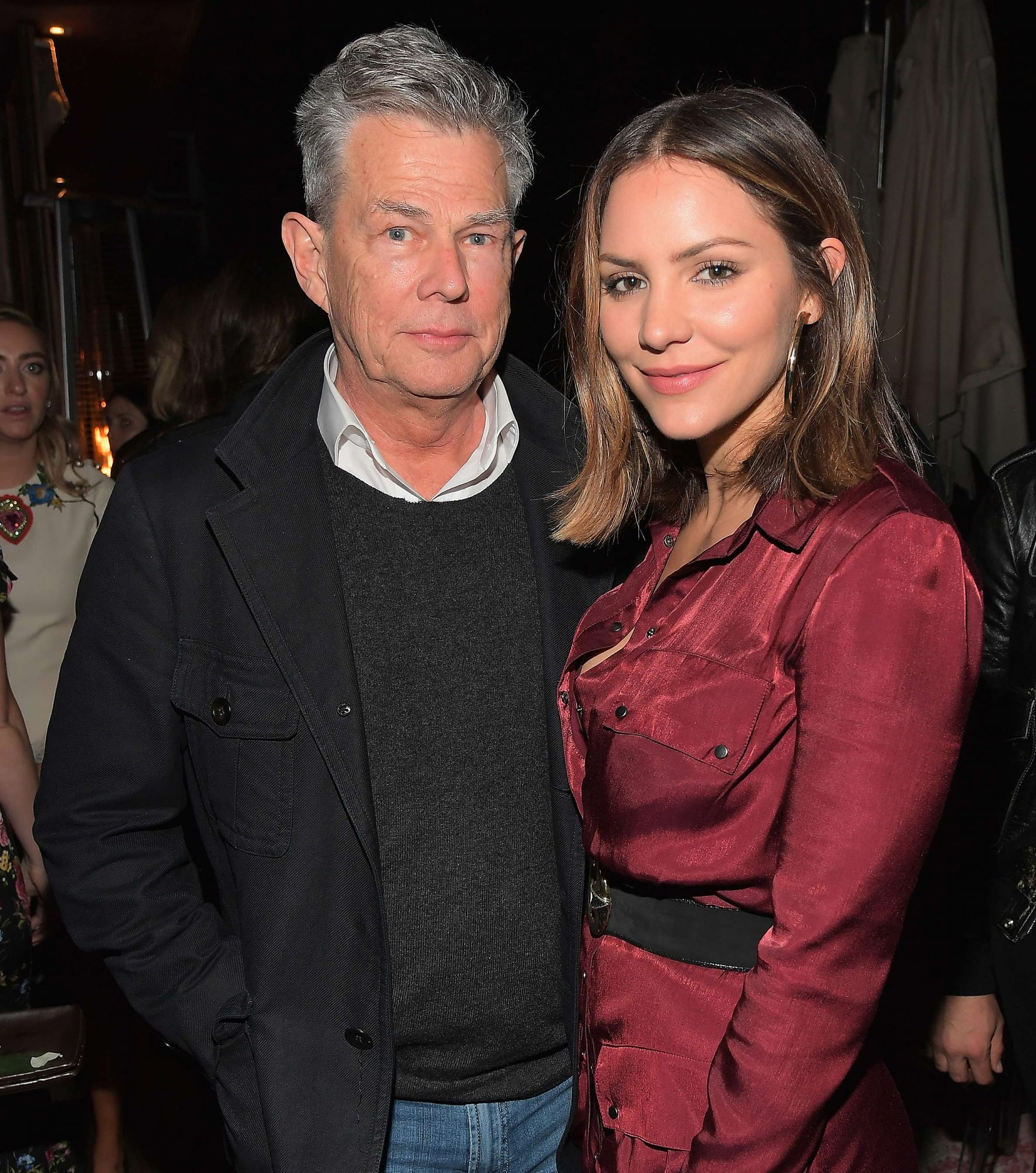 Katharine Mcphee David Foster S Relationship Timeline People Com