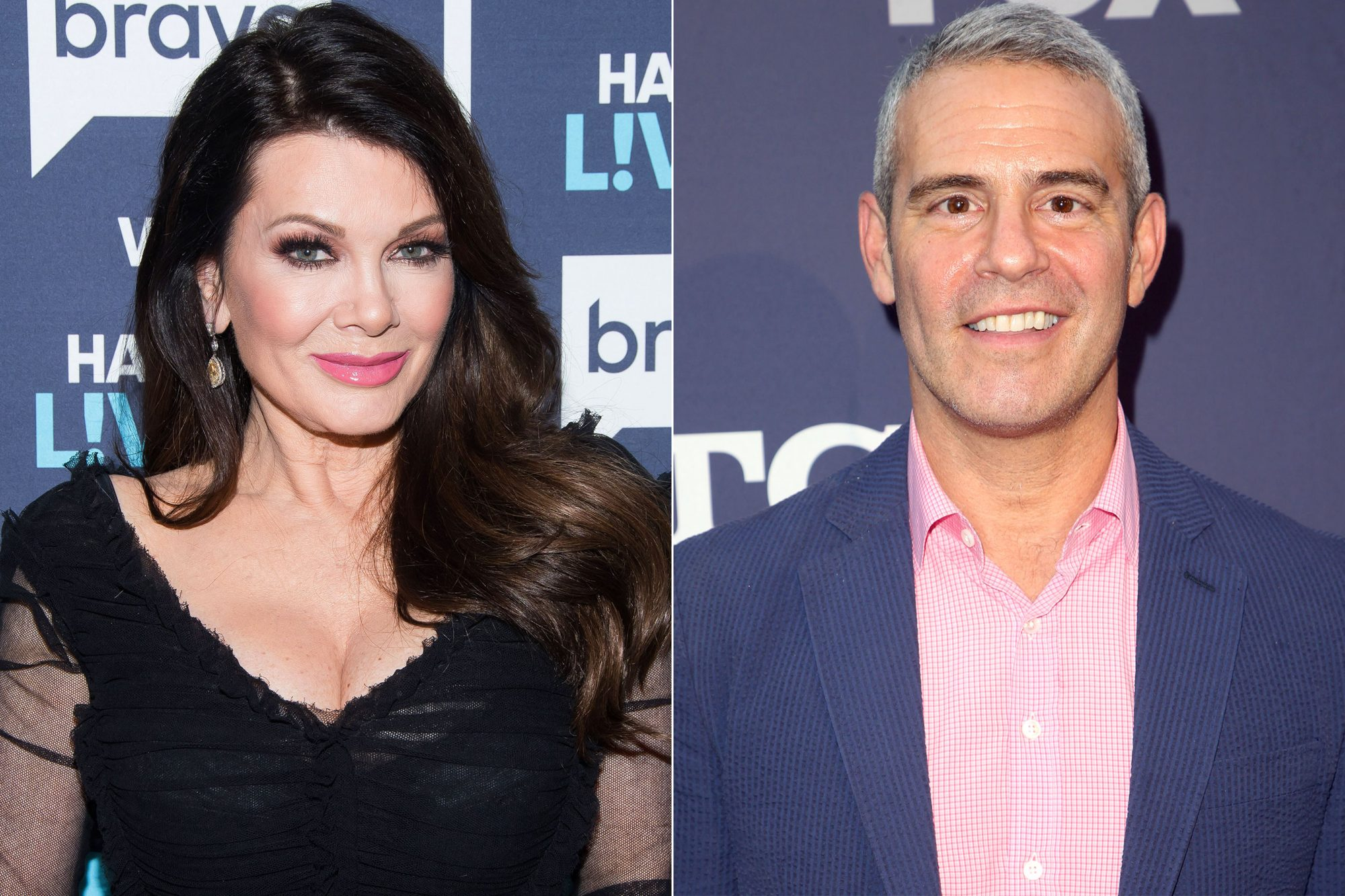lisa vanderpump andy cohen