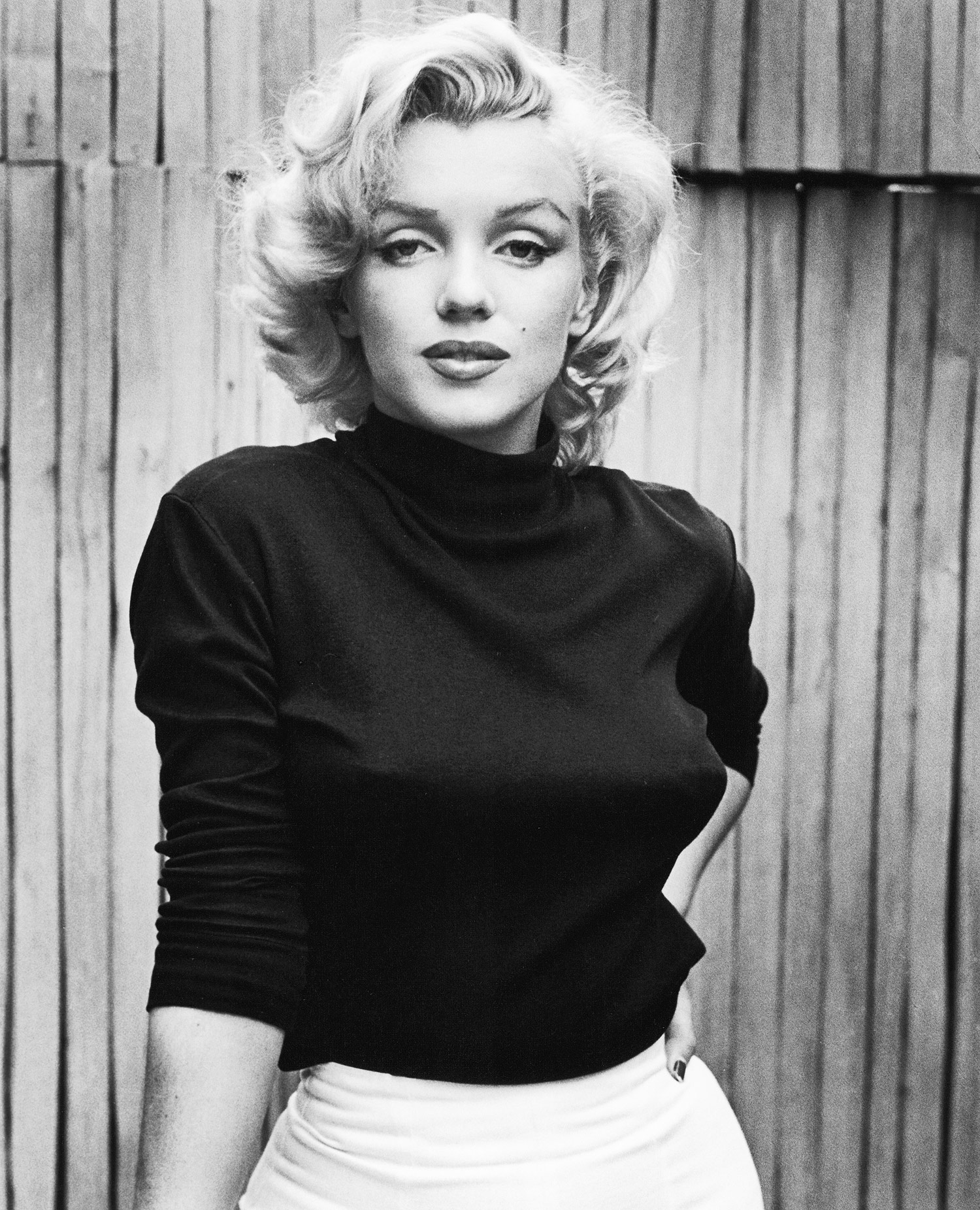 Portrait Of Marilyn Monroe