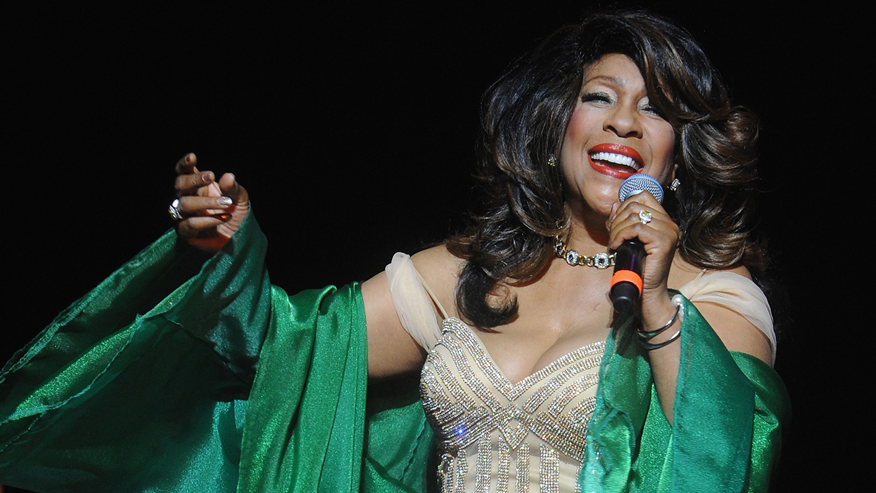 The Supremes' Mary Wilson Reminisces About Performing in NYC Over the Years