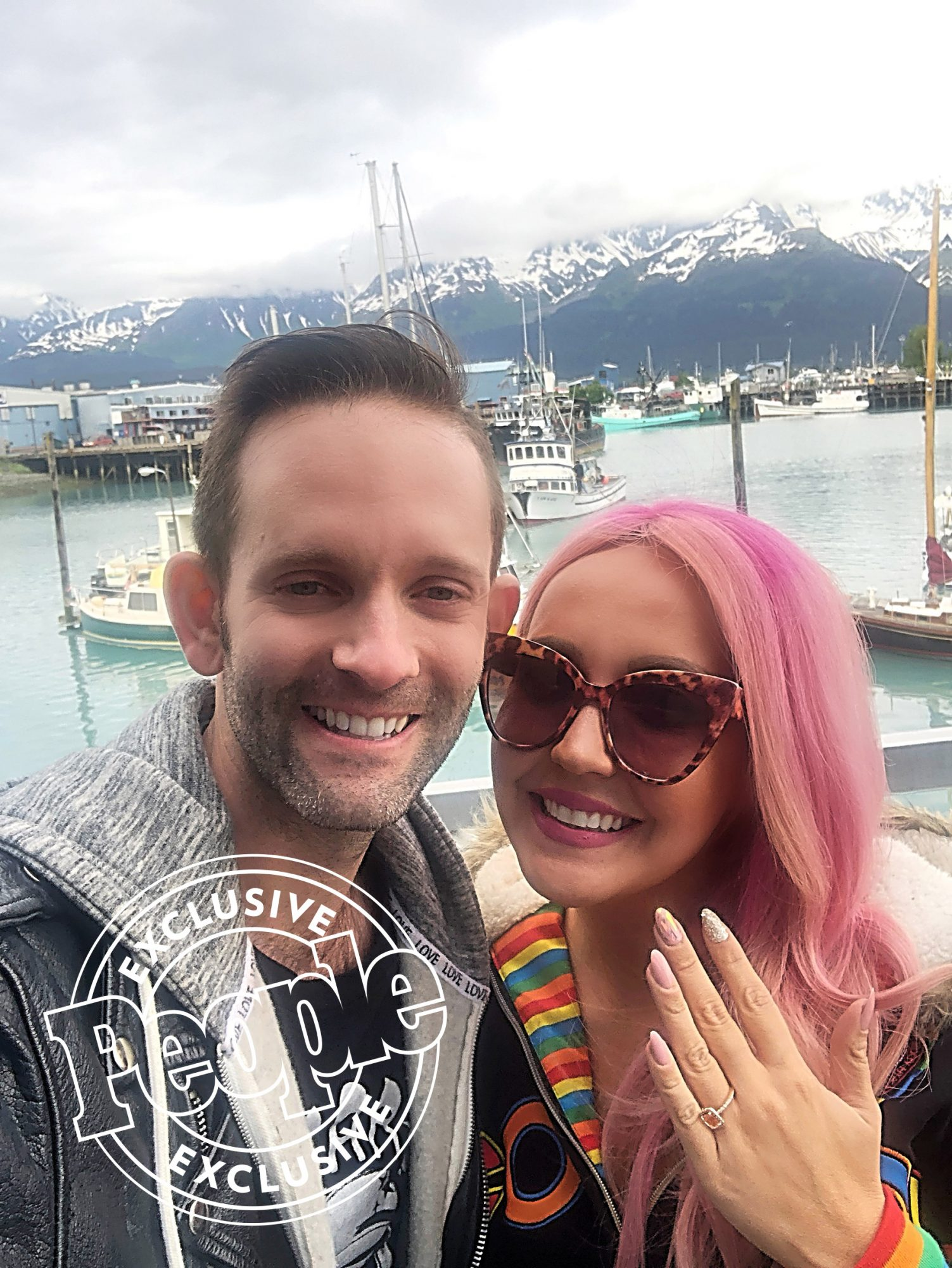 Meghan Linsey and Tyler Cain Engagement