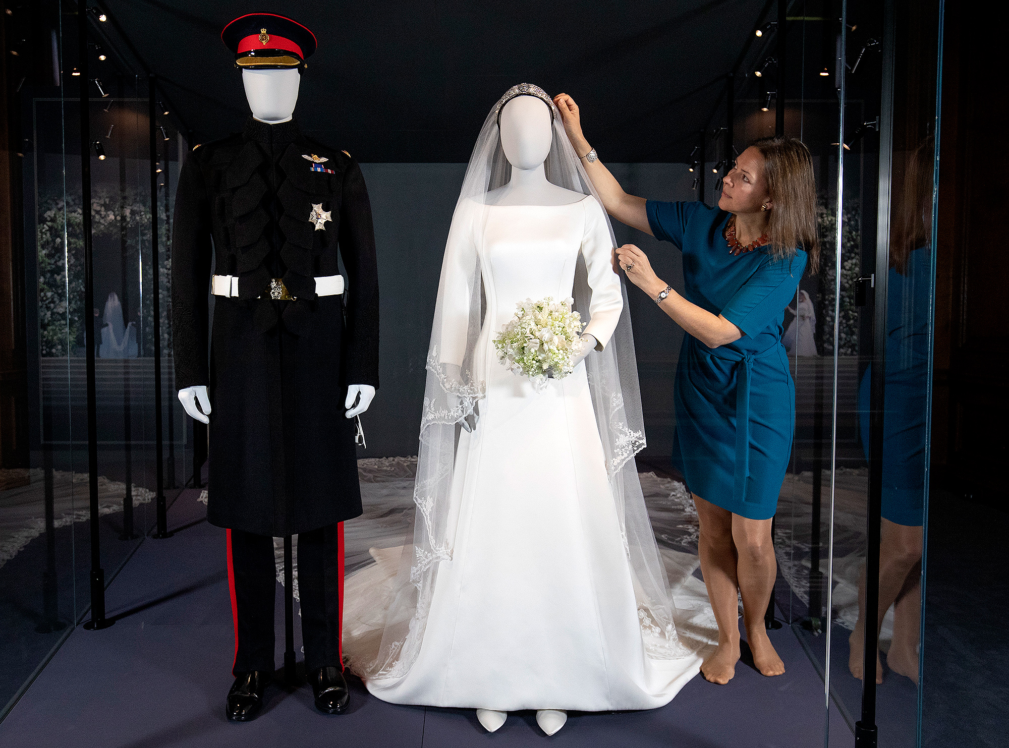 'A Royal Wedding: The Duke and Duchess of Sussex'