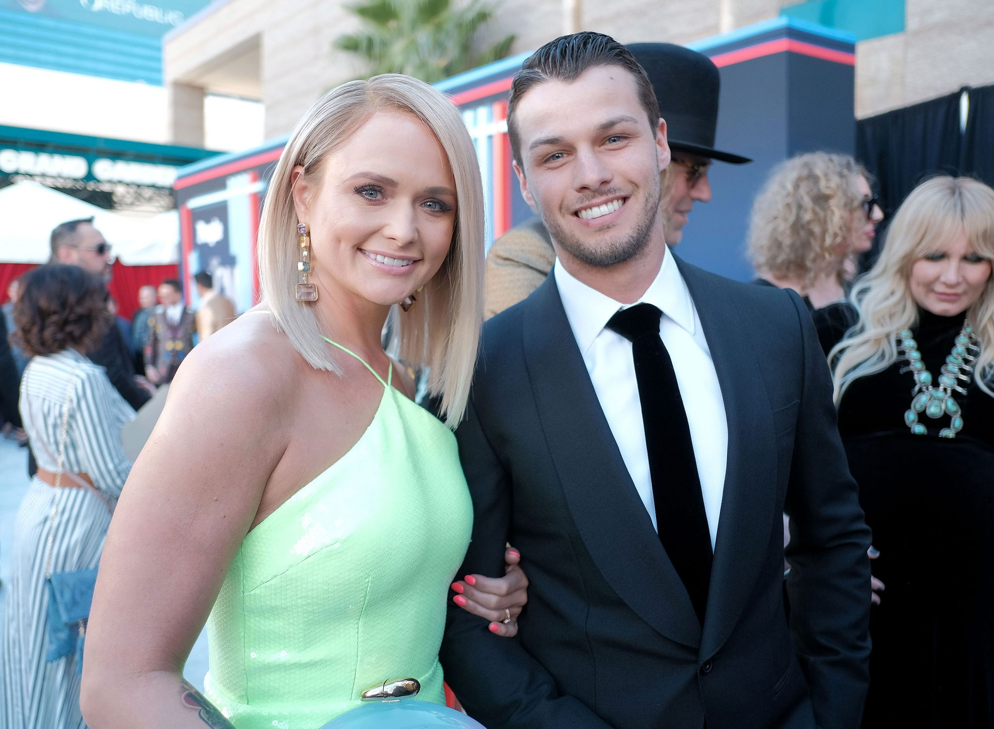 Miranda Lambert and Brendan McLoughlin