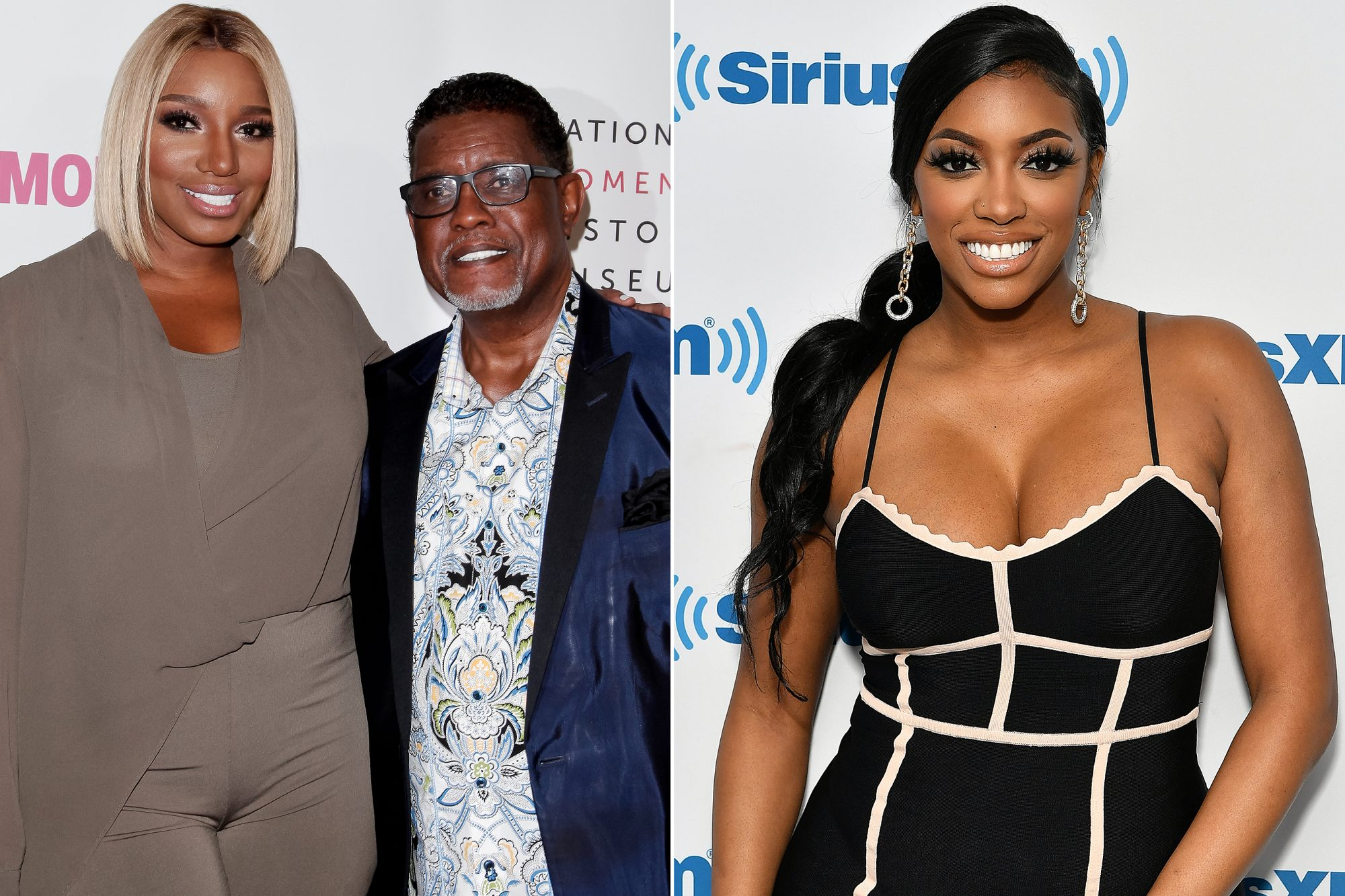 NeNe Leakes, Gregg Leakes, Porsha Williams