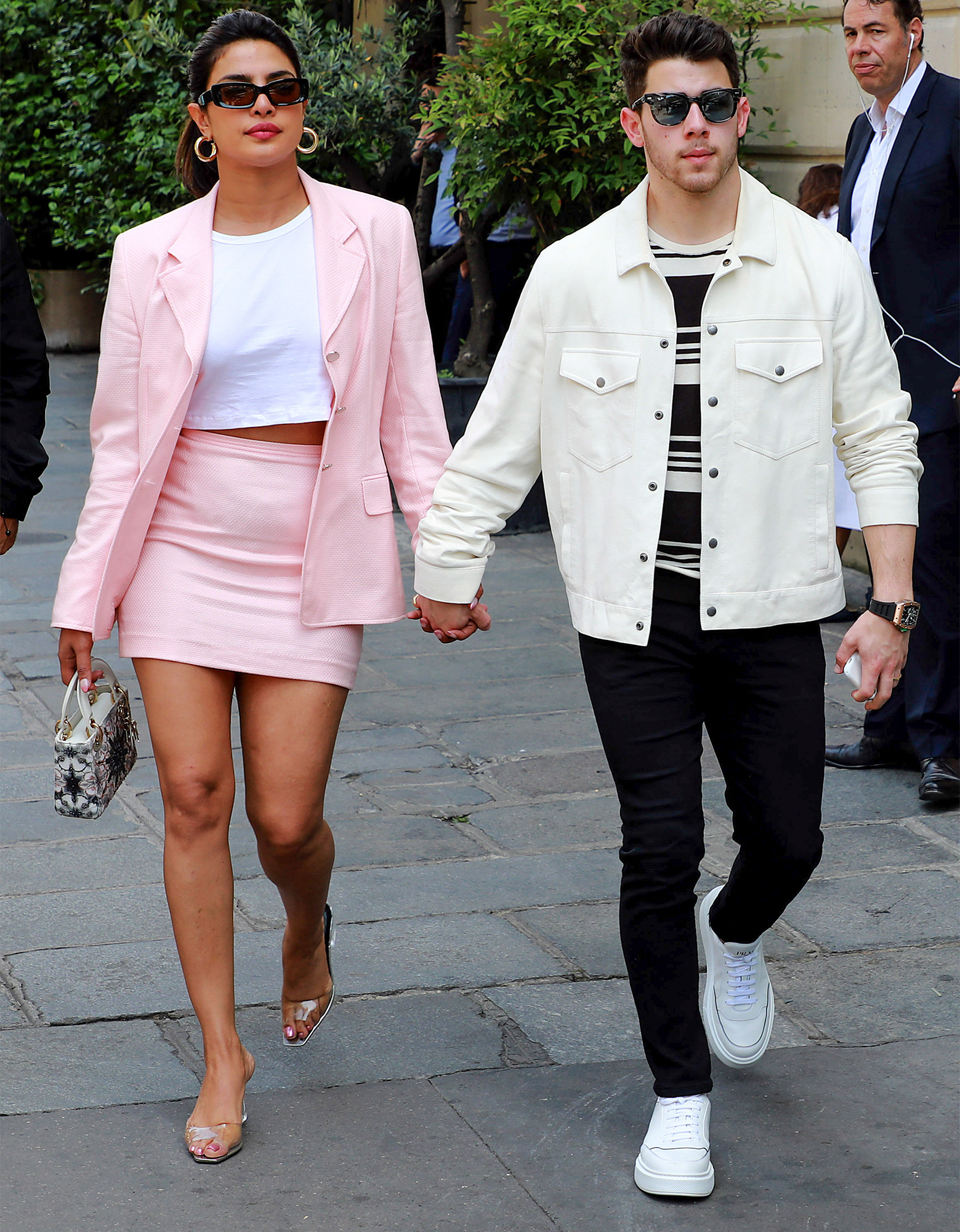 Prianka Chopra and Nick Jonas