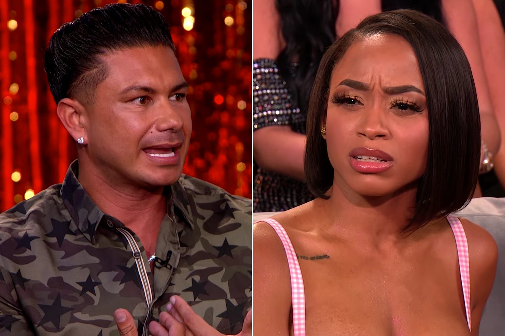 Pauly D, Nikki double shot at love