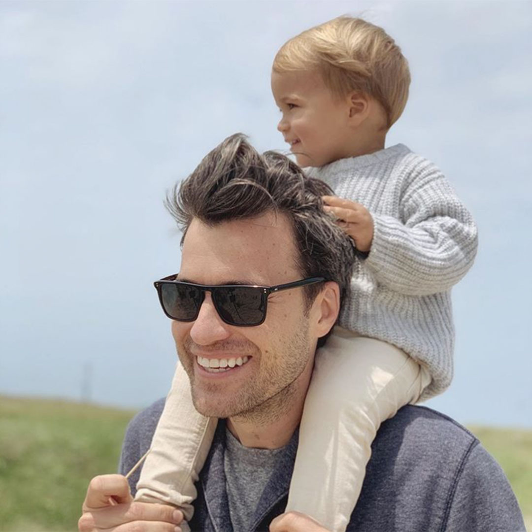 Lauren Conrad's husband & son