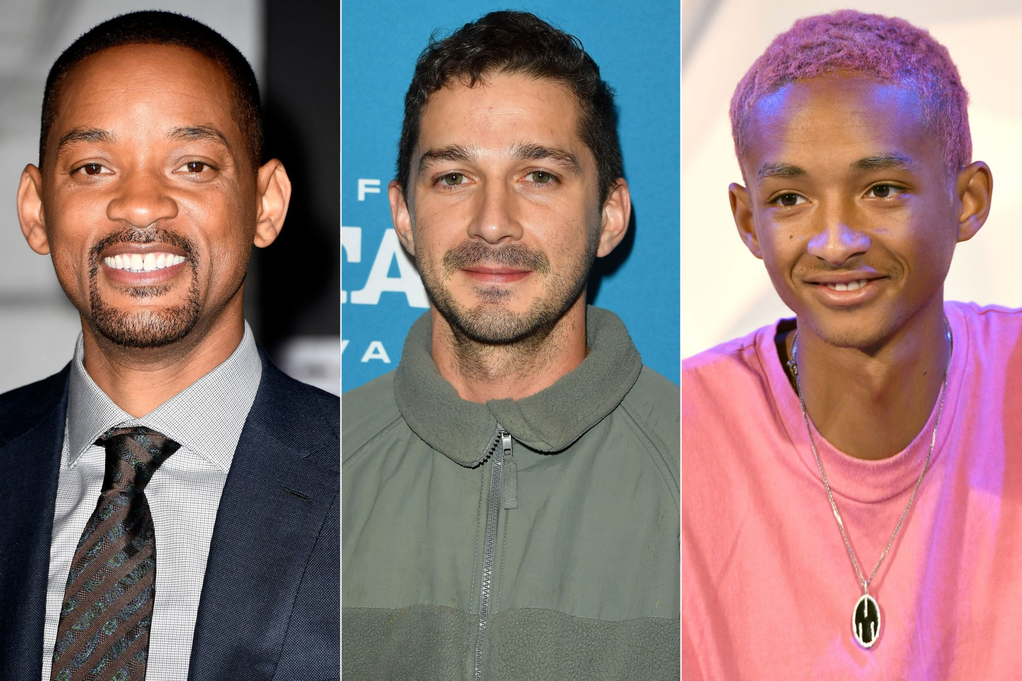 Will Smith, Shia Lebeouf