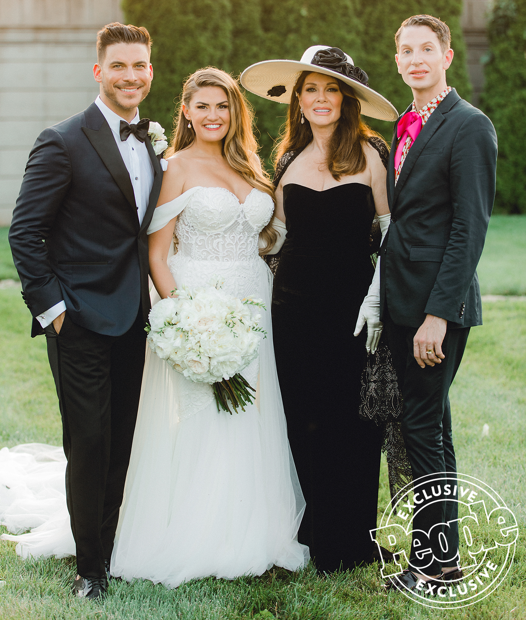 Vanderpump Rules - Brittany and Jax wedding