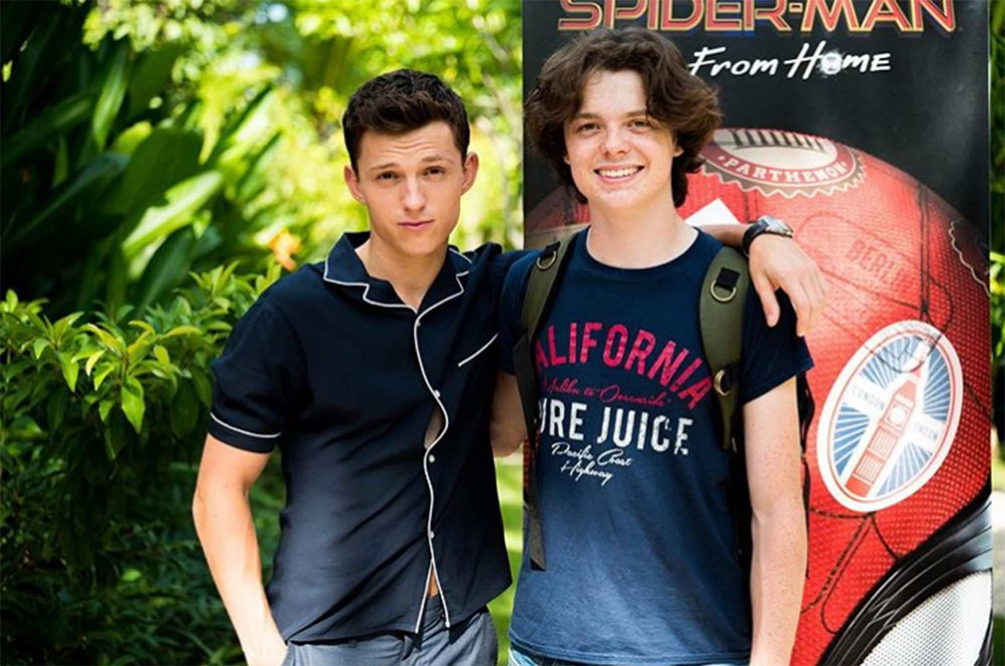 Tom Holland brother