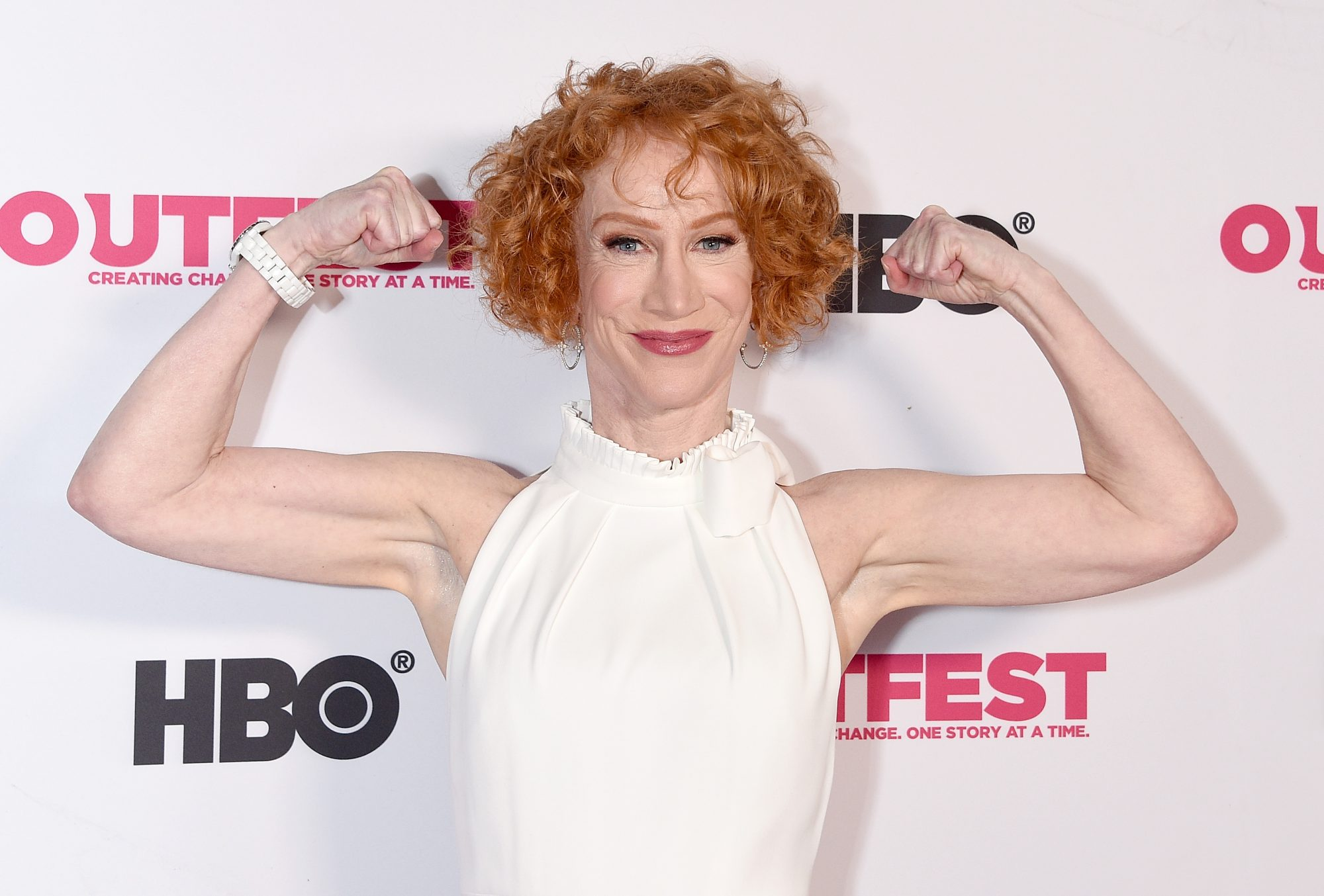 """2019 Outfest Los Angeles LGBTQ Film Festival Screening Of """"Kathy Griffin: A Hell Of A Story"""""""