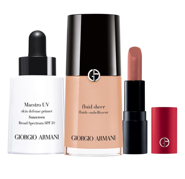 Giorgio Armani Iconic Glow Set at Nordstrom