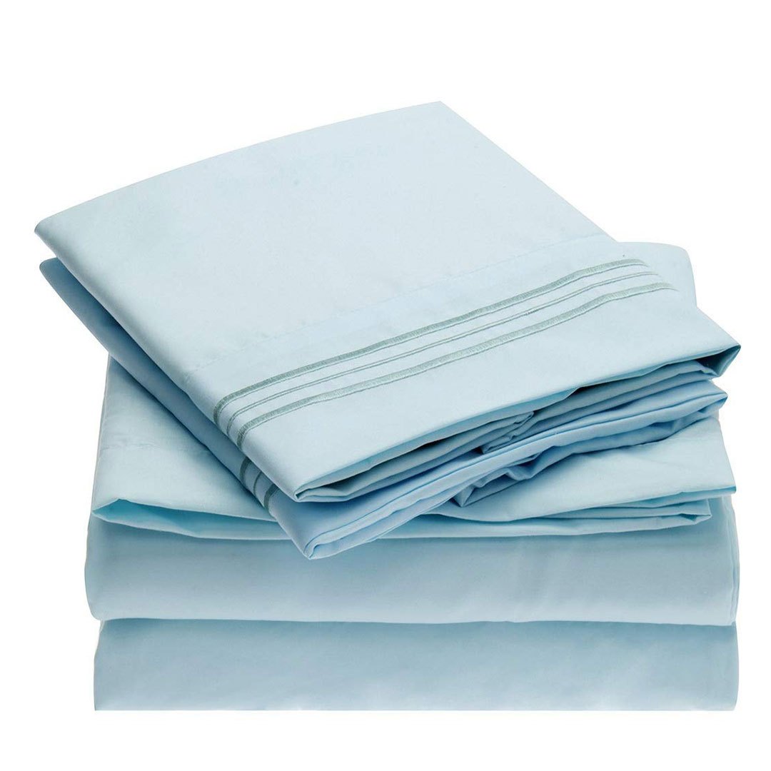 amazon mellanni sheet set