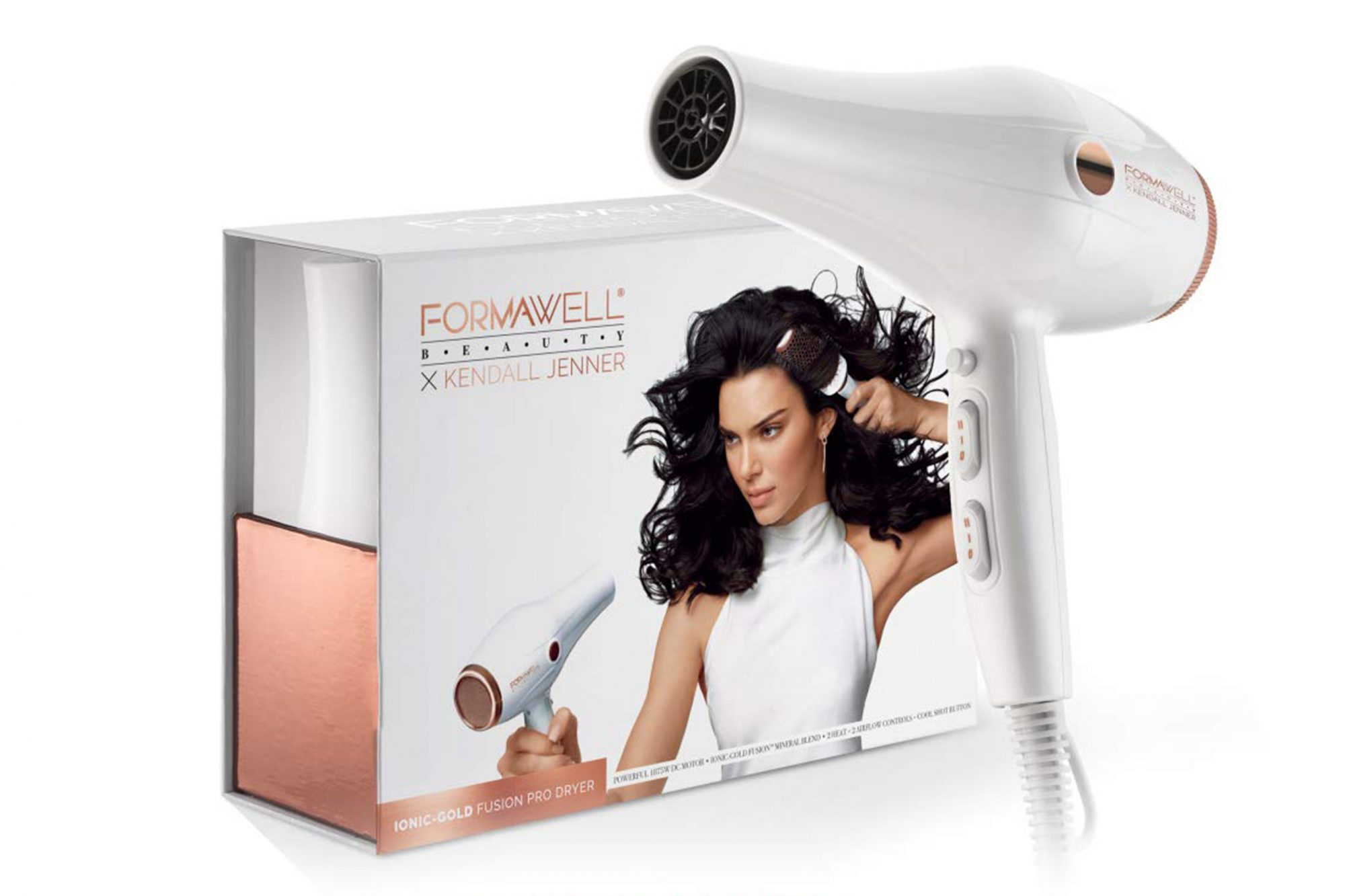 Formawell Beauty x Kendall Jenner Ionic Blow Dryer on Amazon Prime Day