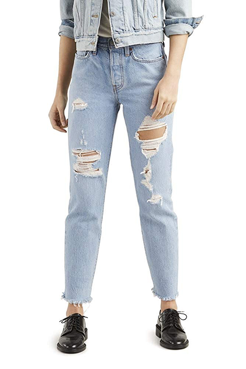 Levi's Women's Wedgie Icon Jean